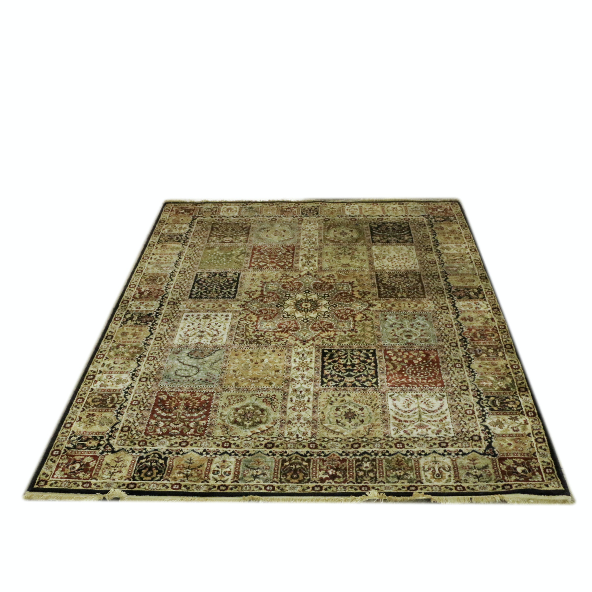 Power Loomed Kathy Ireland For Shaw Persian Style Rug Ebth