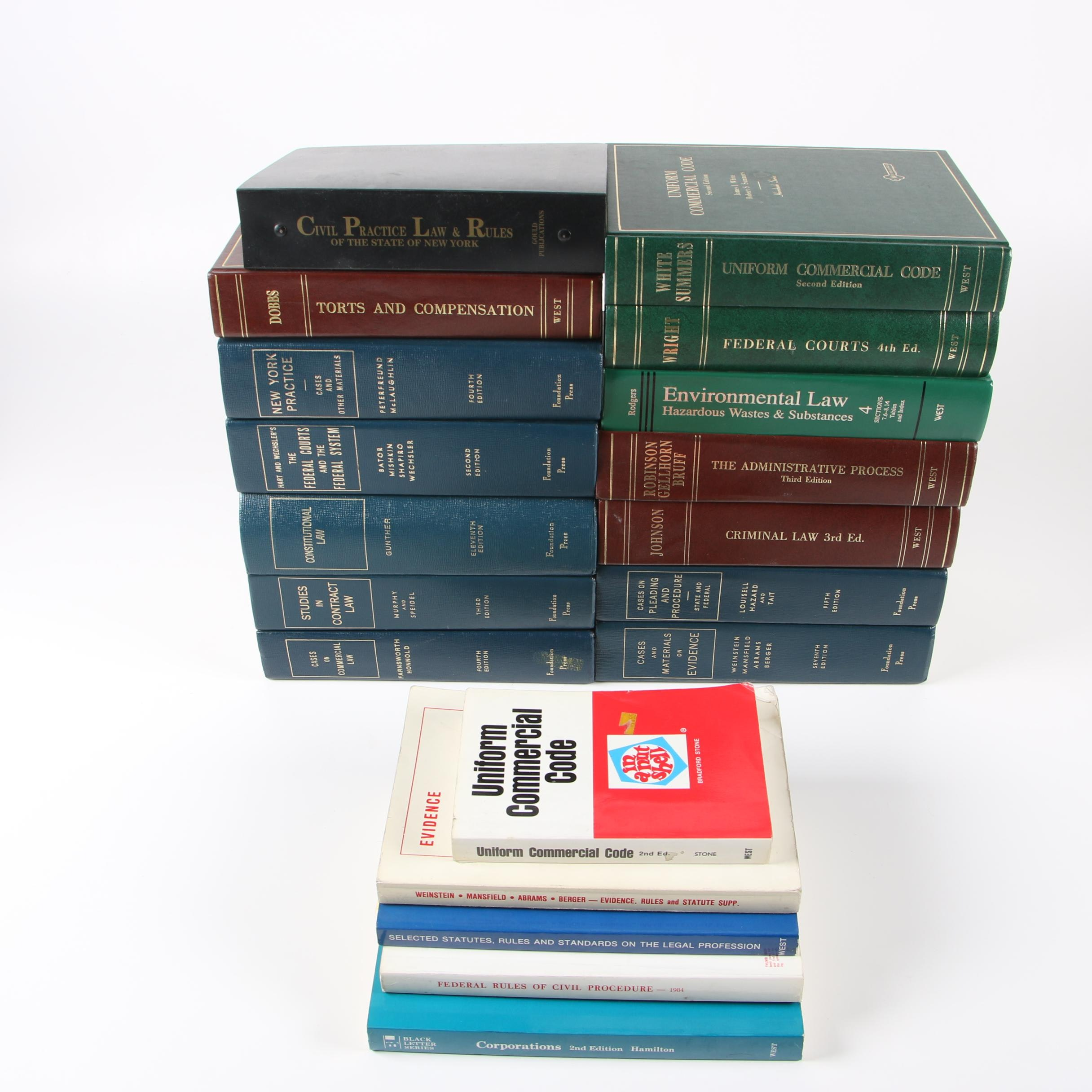 Law Reference Books