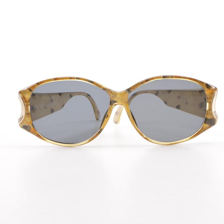 6af59d645b Vintage Christian Dior 2759 Polarized Prescription Sunglasses