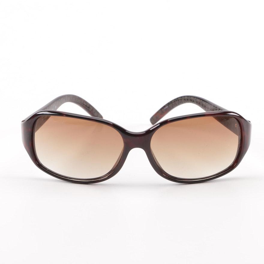 c302a878ef MICHAEL Michael Kors M2610S Tortoiseshell Style Sunglasses   EBTH