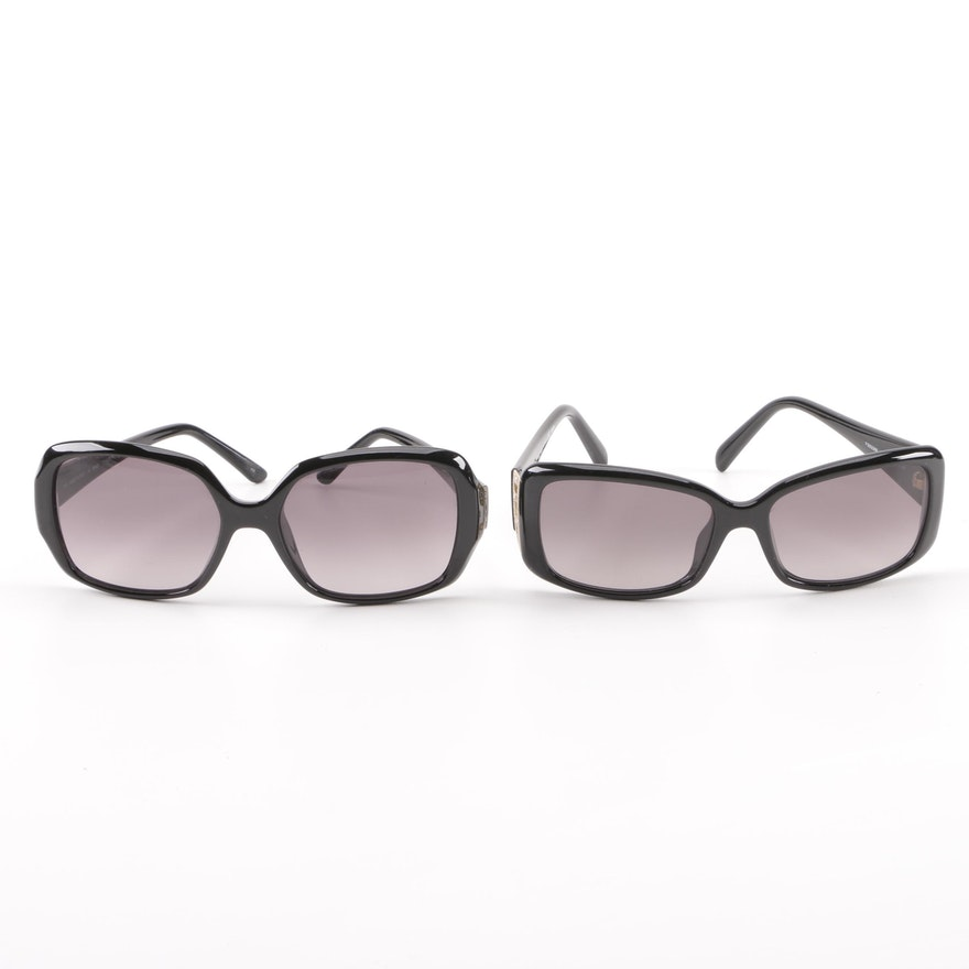 99d34376d Fendi FS5265R and FS5338R Sunglasses, Made in Italy : EBTH