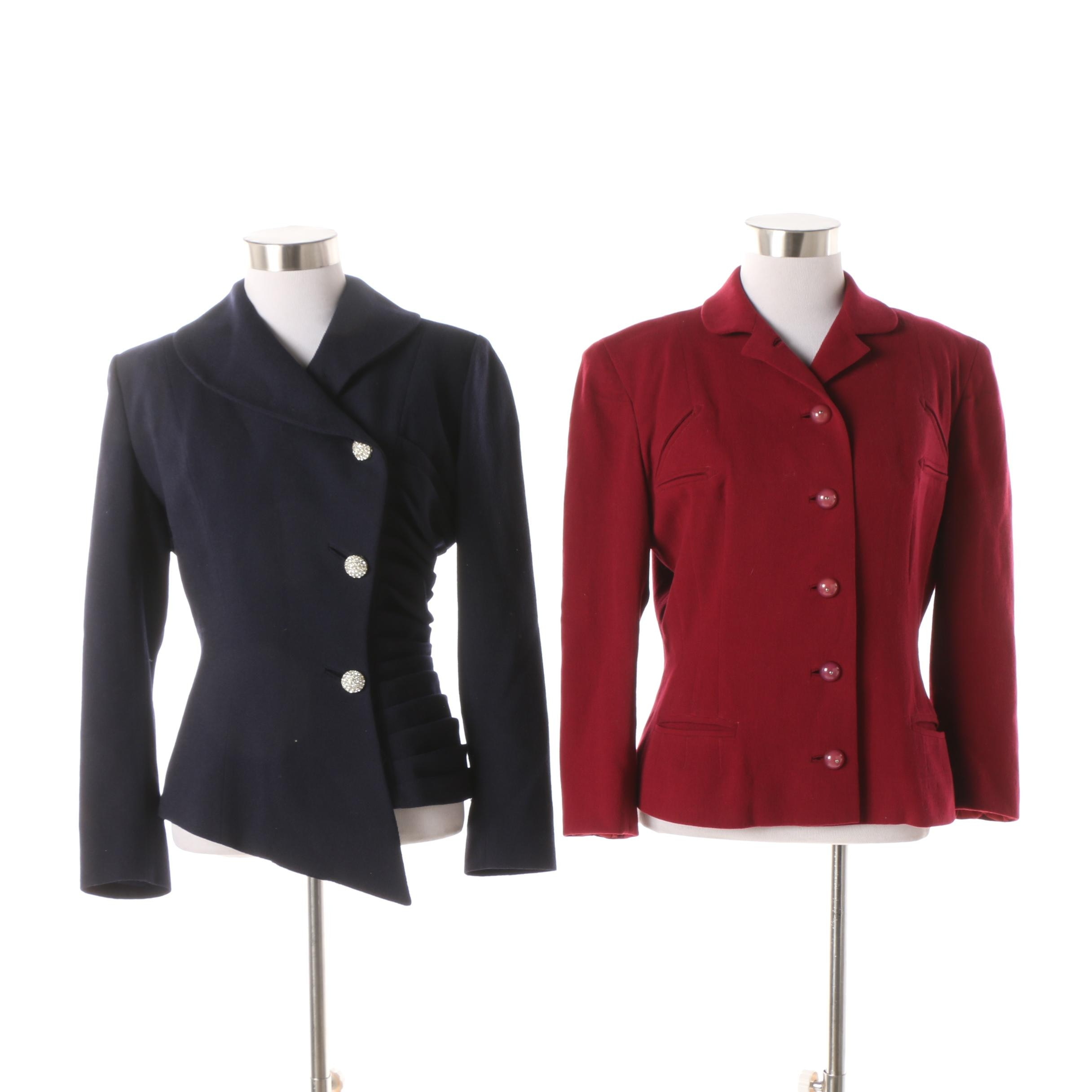 Women's 1960s Vintage Lilli Ann and I Magnin & Co. Jackets