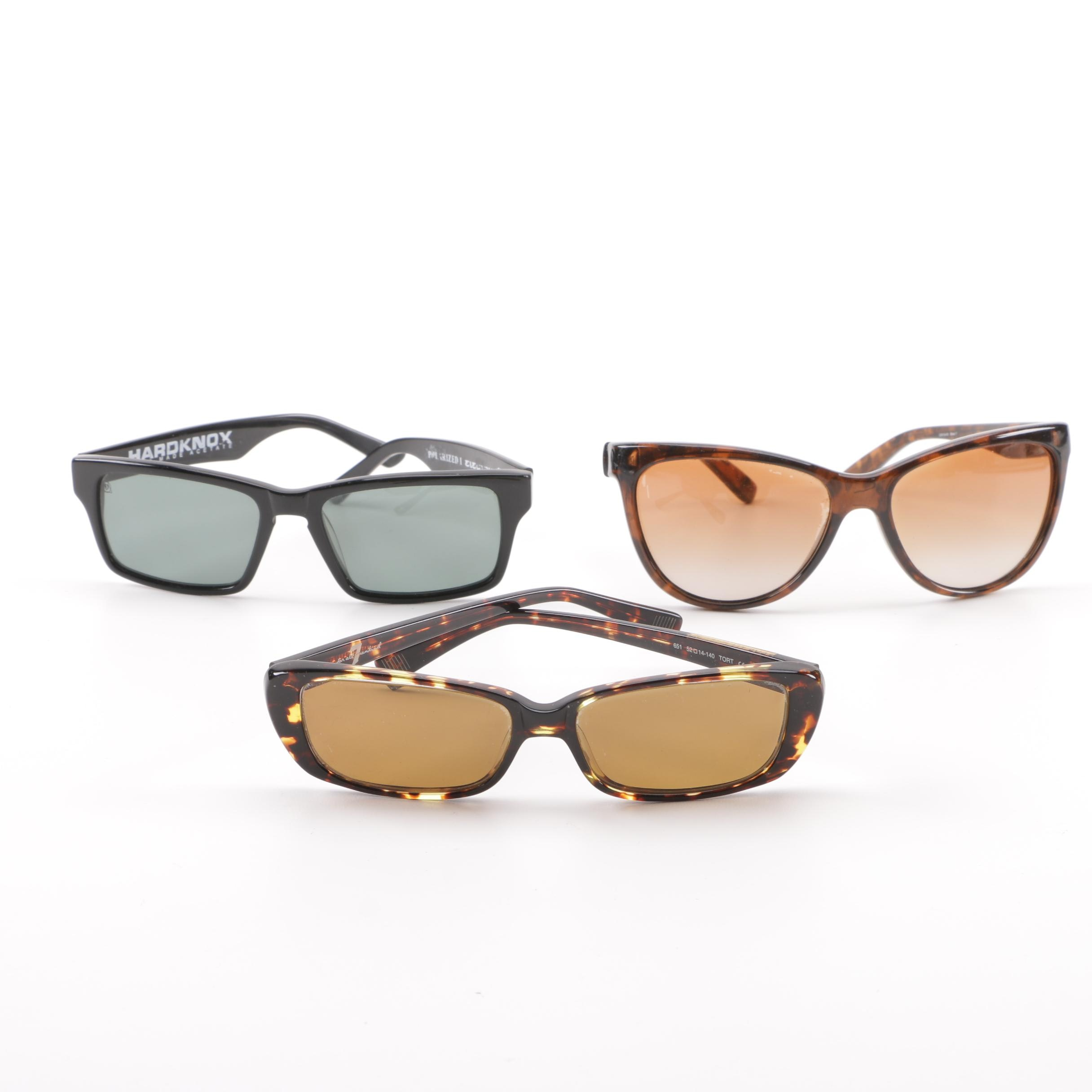 Women's and Unisex Sunglasses including Polarized Electric Hardknox