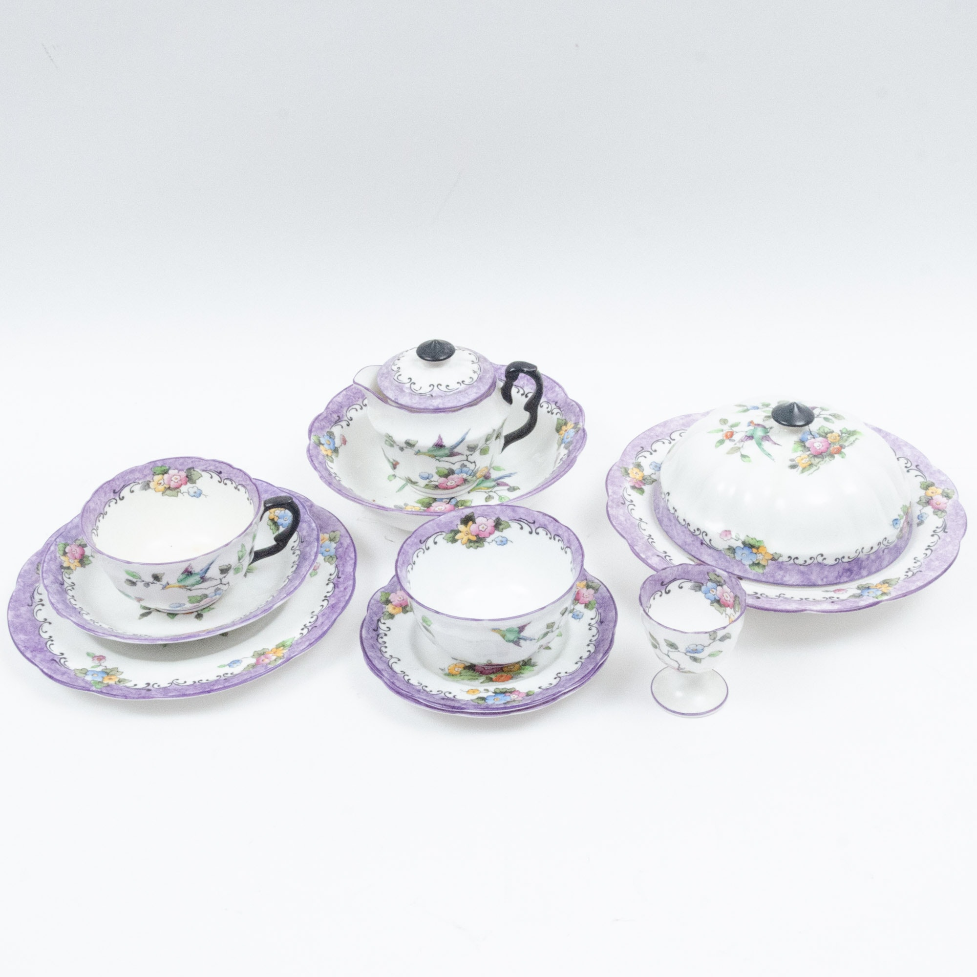 Staffordshire Crown English Bone China
