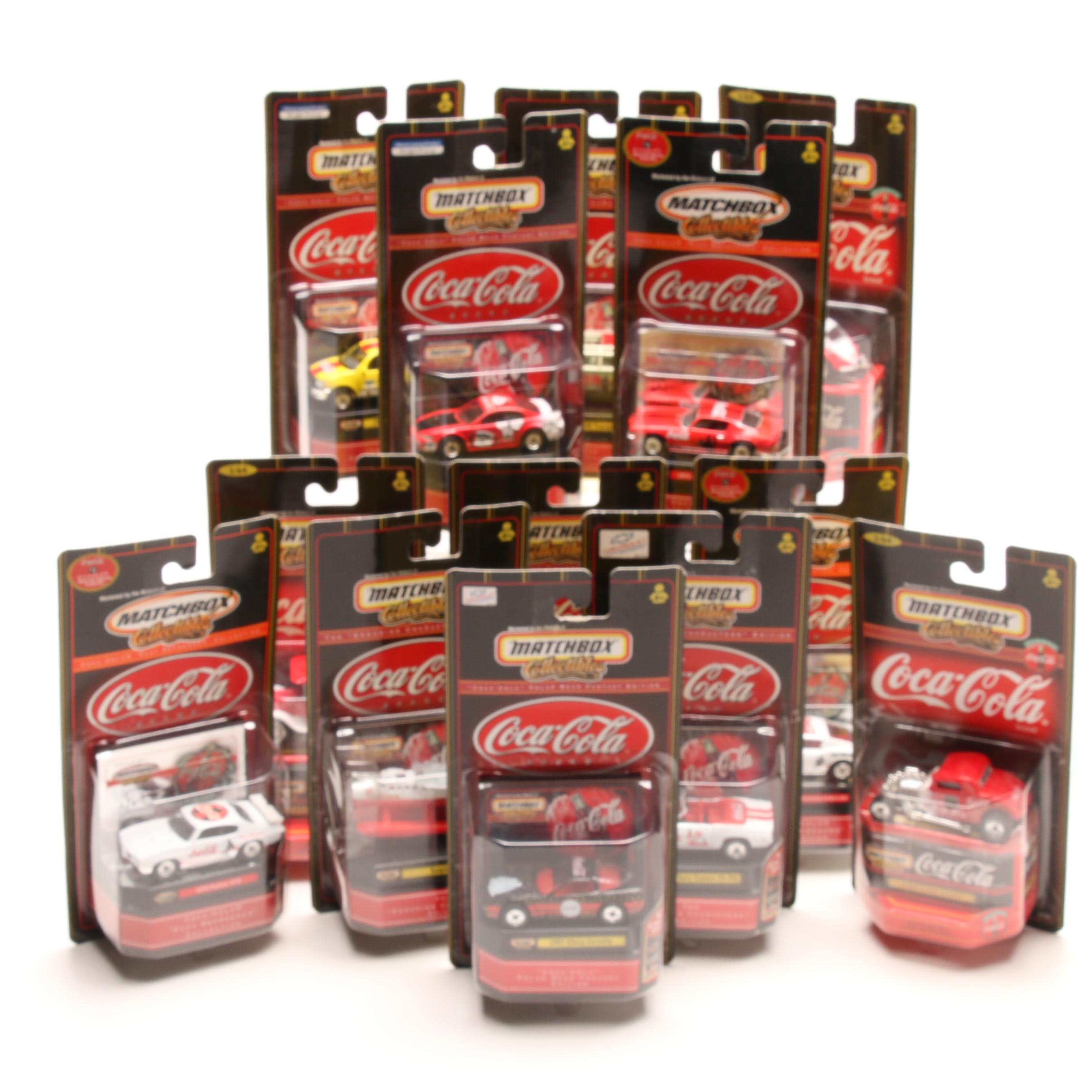 """Matchbox Collectibles Coca-Cola """"Enduring Characters"""""""