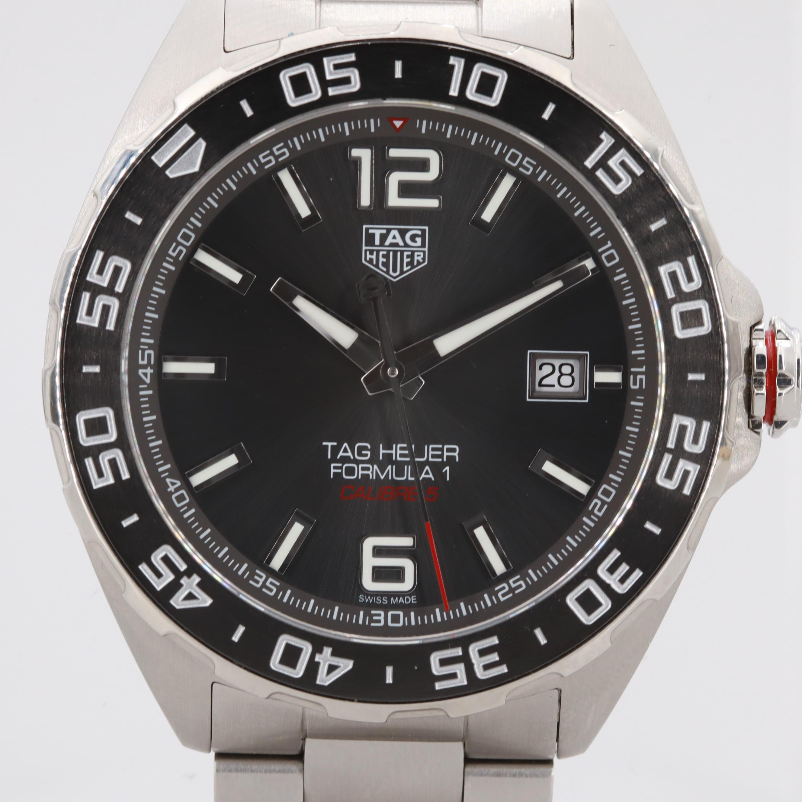 TAG Heuer Formula 1 Stainless Steel Wristwatch