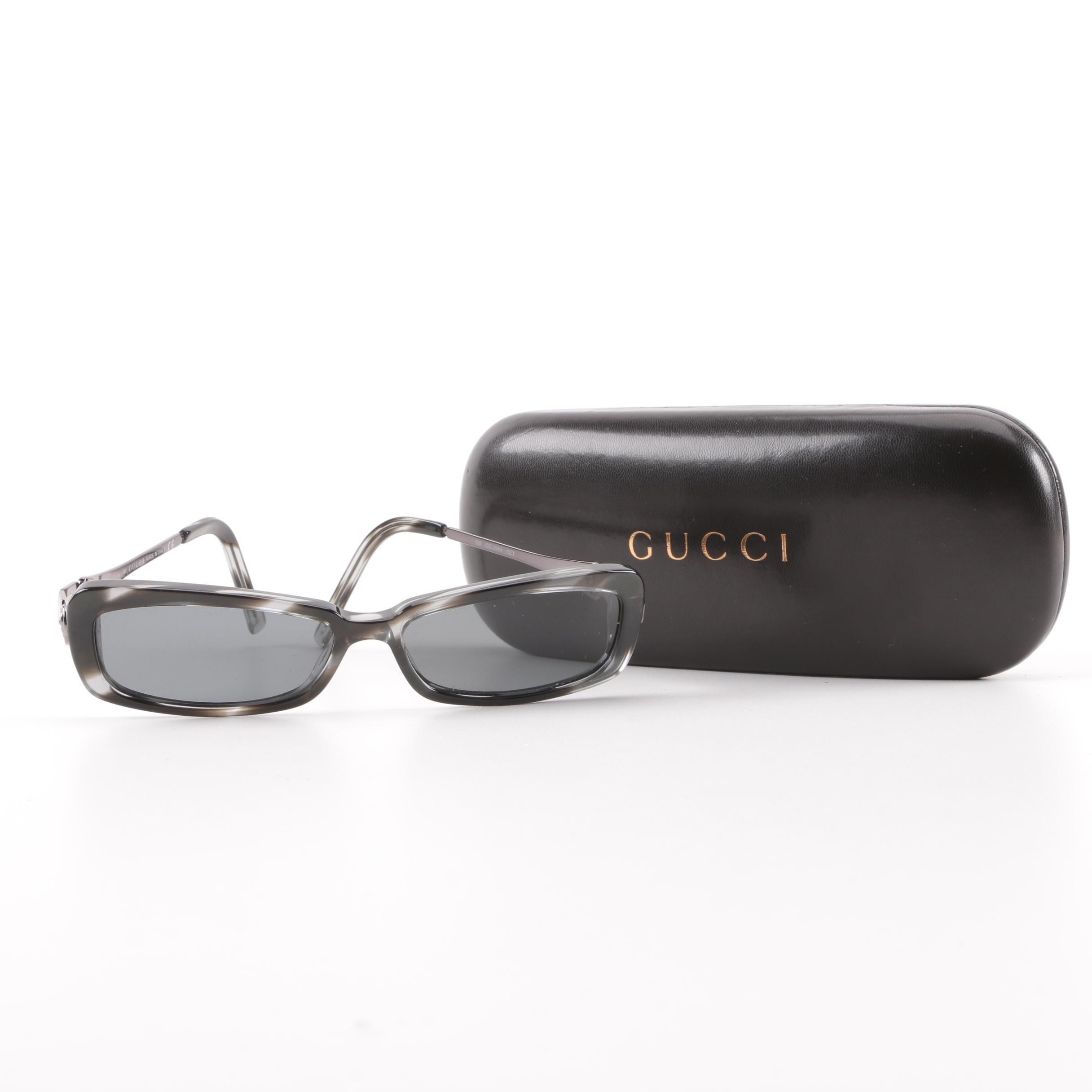 Gucci GG 2944 Polarized Prescription Sunglasses with Case