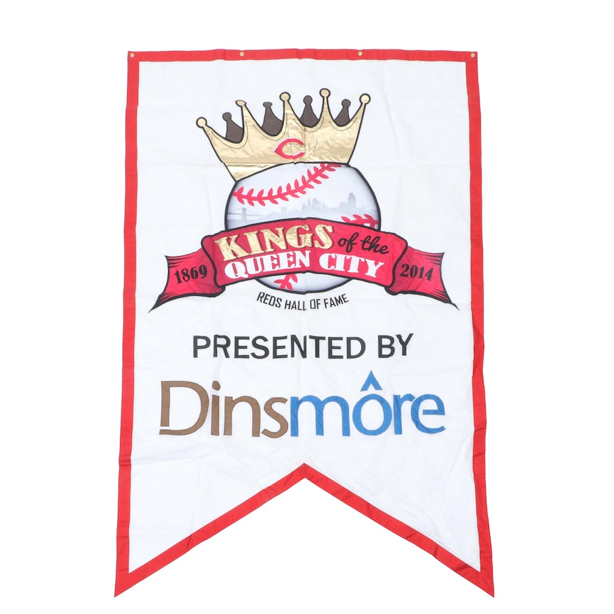 """""""Kings of the Queen City Long Banner"""