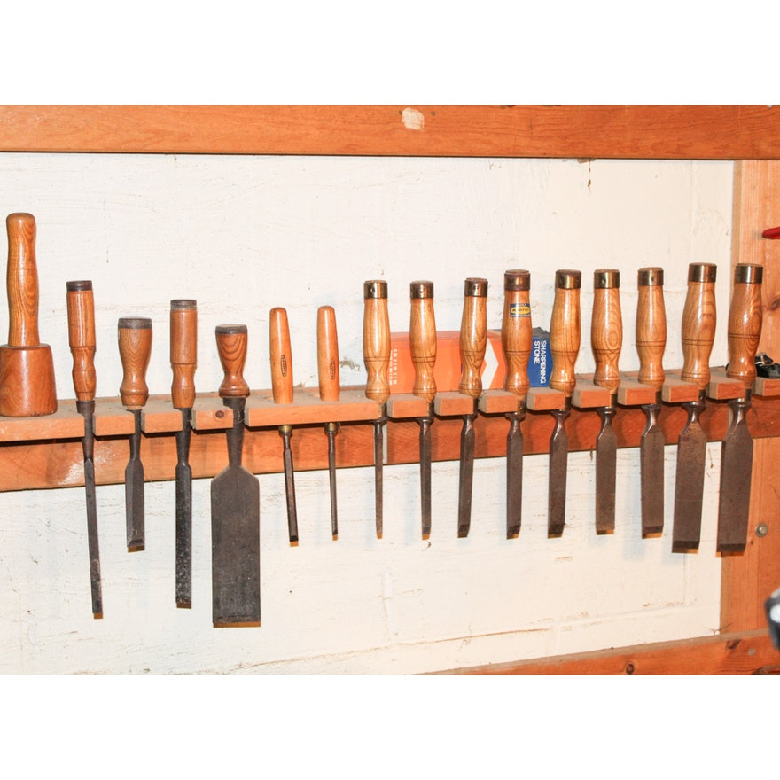 Marples Woodworking Chisels