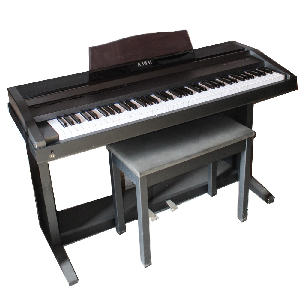 Kawai 150 Keyboard with Bench