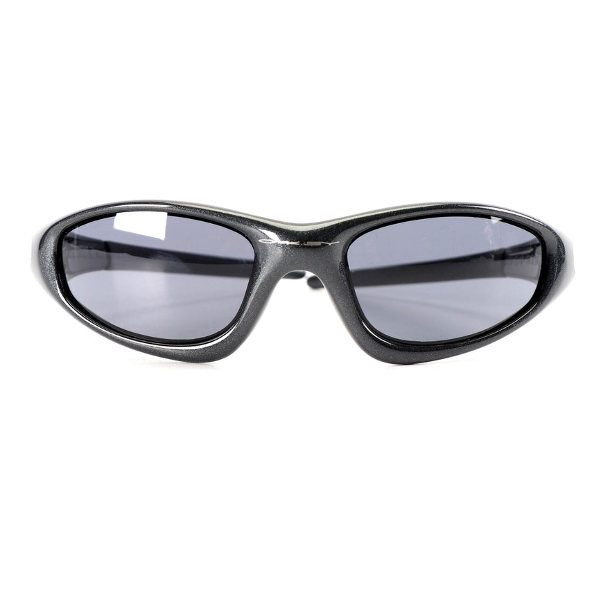 f5e3d73ff6 Oakley Straight Jacket Sunglasses with Microbag   EBTH
