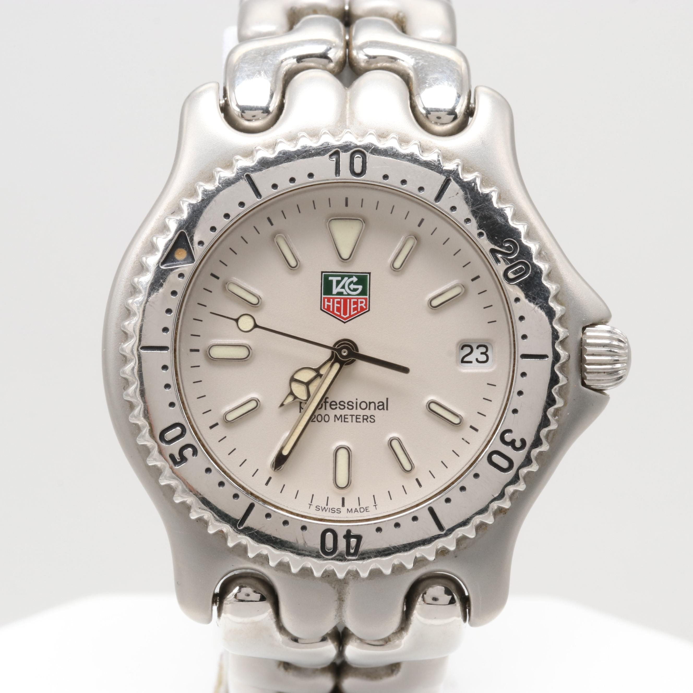 TAG Heuer Link Quartz Wristwatch