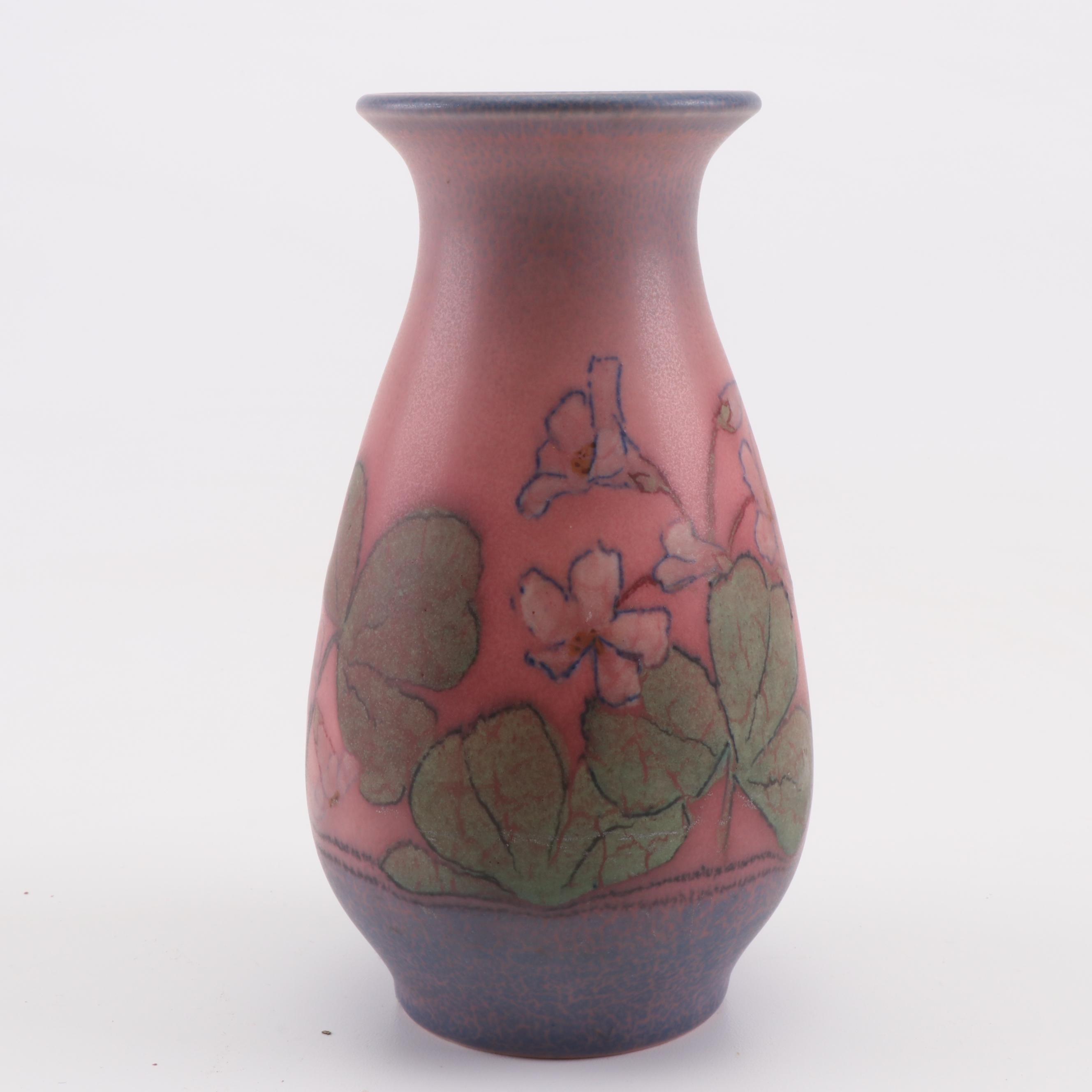 Rookwood Kataro Shirayamadani Vase, circa 1932