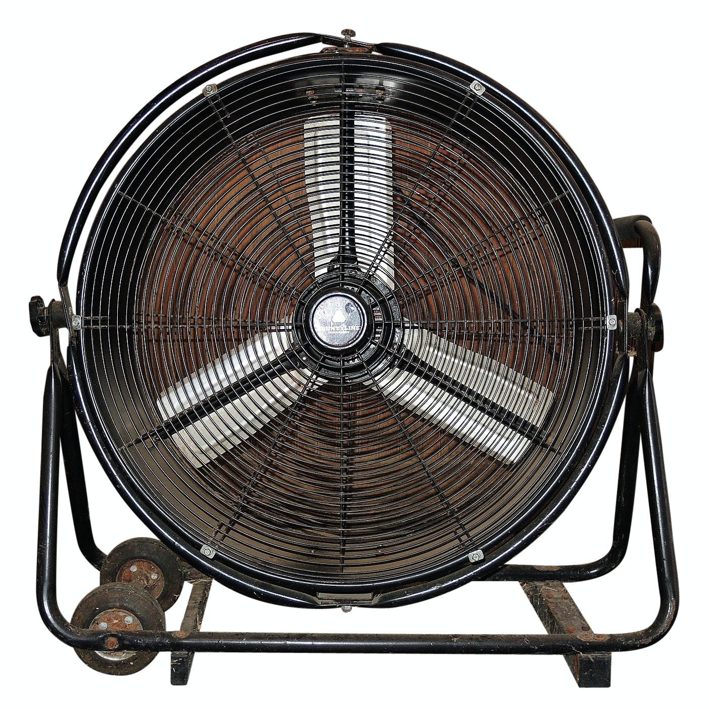 CountyLine Barrel Stable Fan
