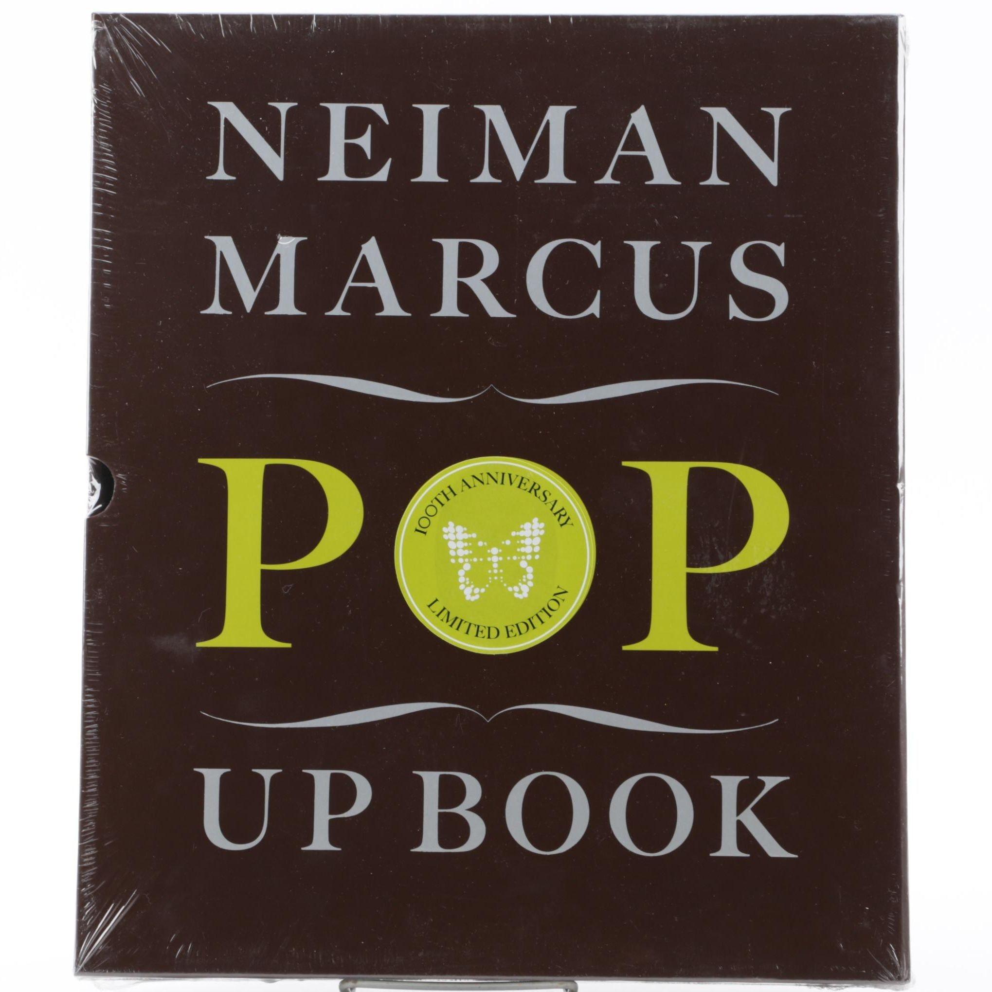 "2007 100th Anniversary ""Neiman Marcus Pop Up Book"""