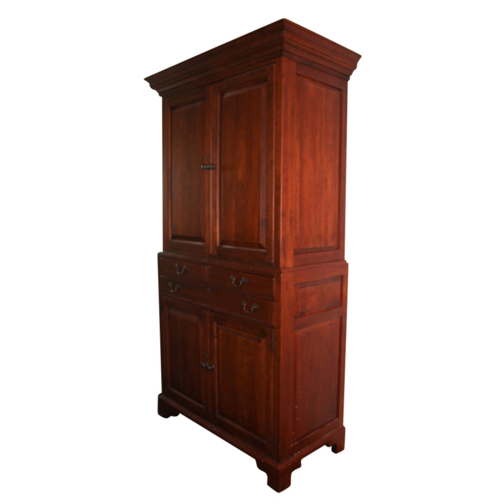 Lexington Bob Timberlake Cherry Entertainment Cabinet