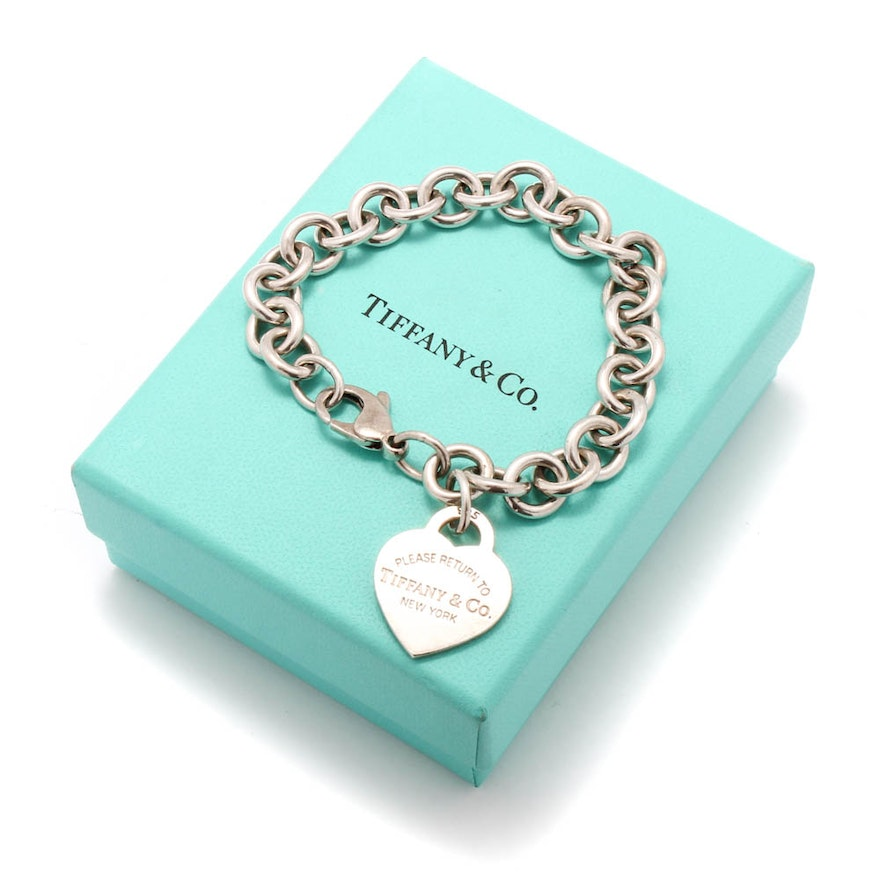 5077449ee Tiffany & Co. Sterling Silver