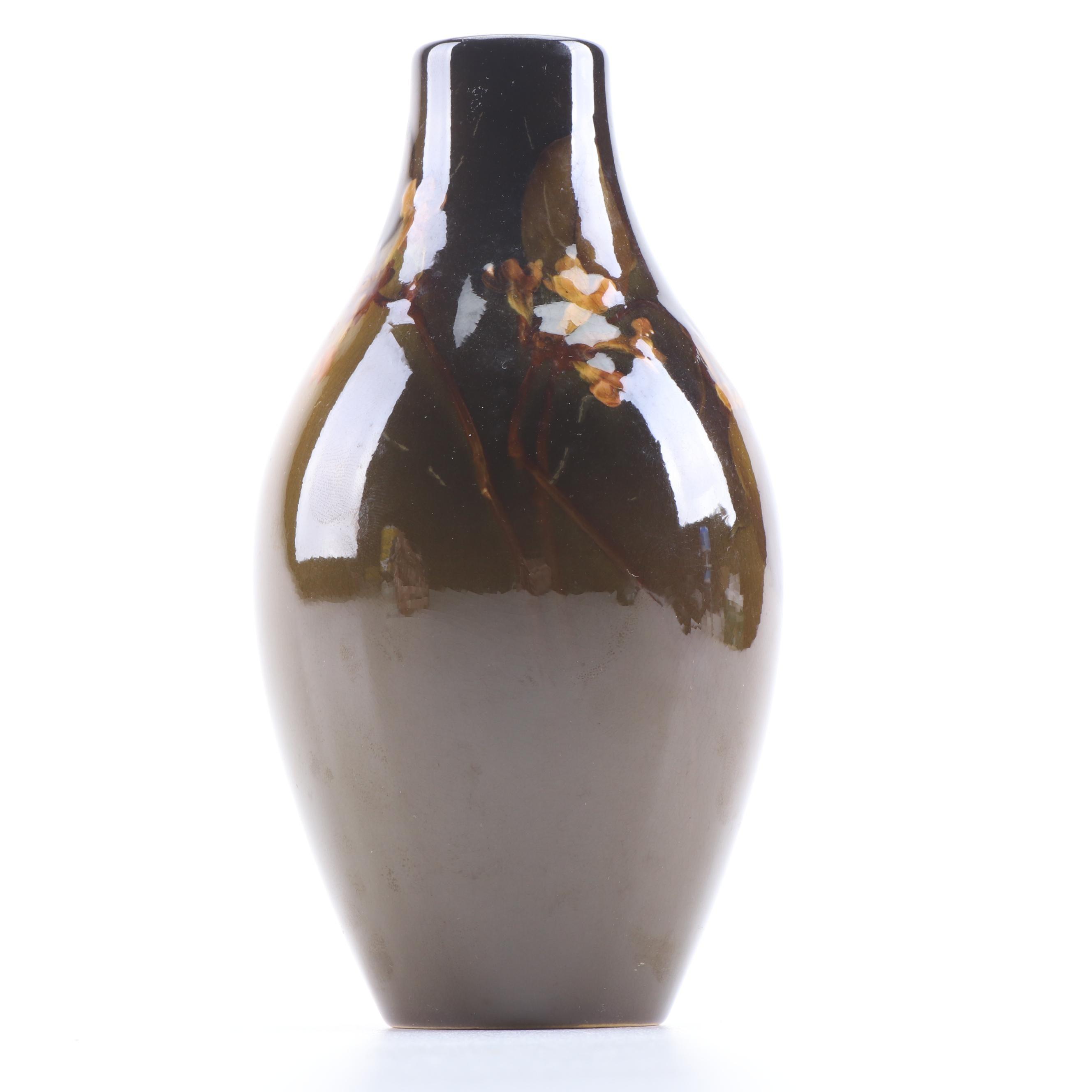 Rookwood Josephine E. Zettel Standard Glaze Vase, circa 1900