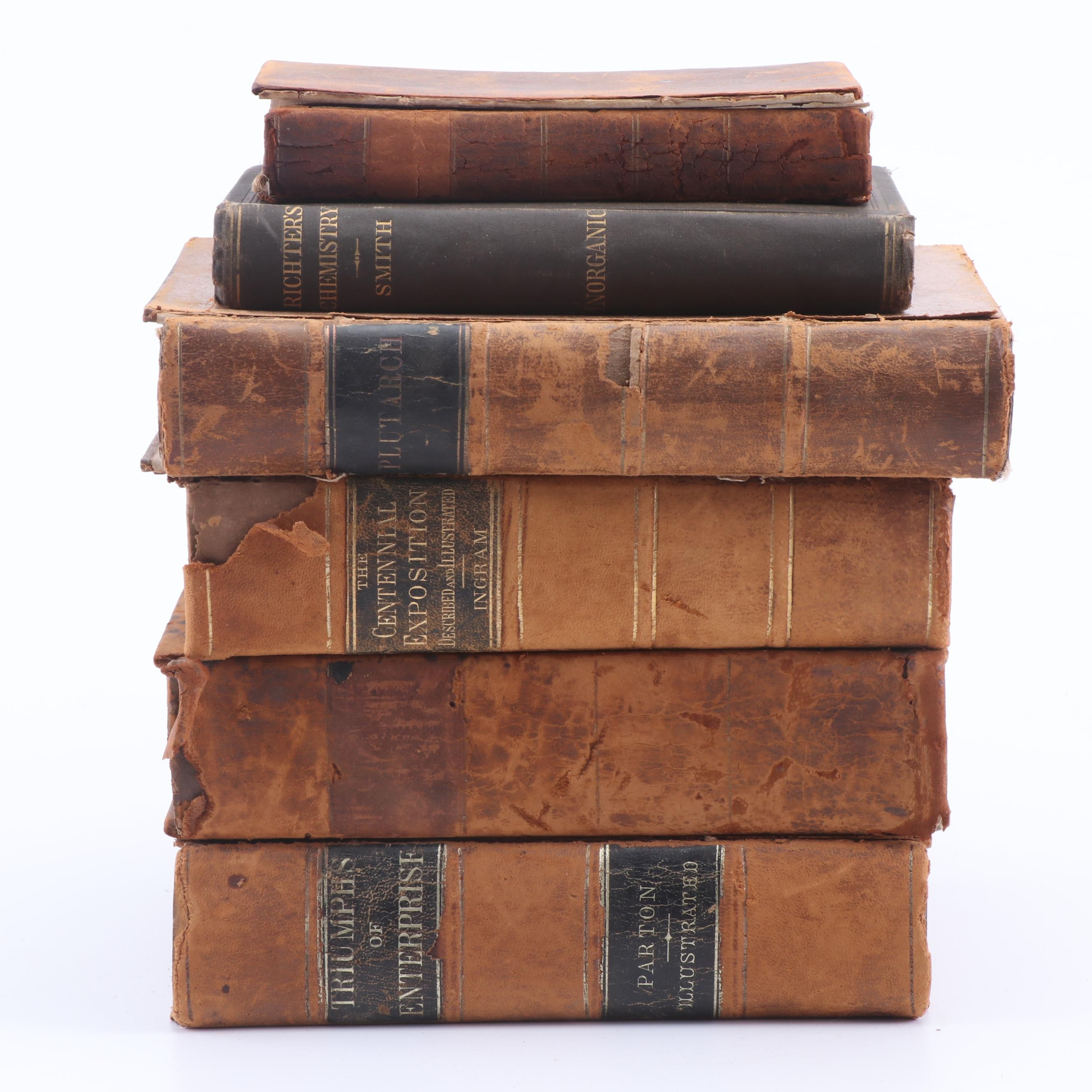 19th Century Books on History and Humanities