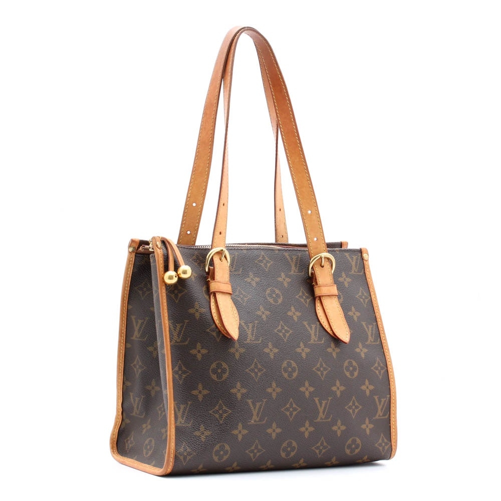 2008 Louis Vuitton Paris Monogram Canvas Popincourt Haut Bag