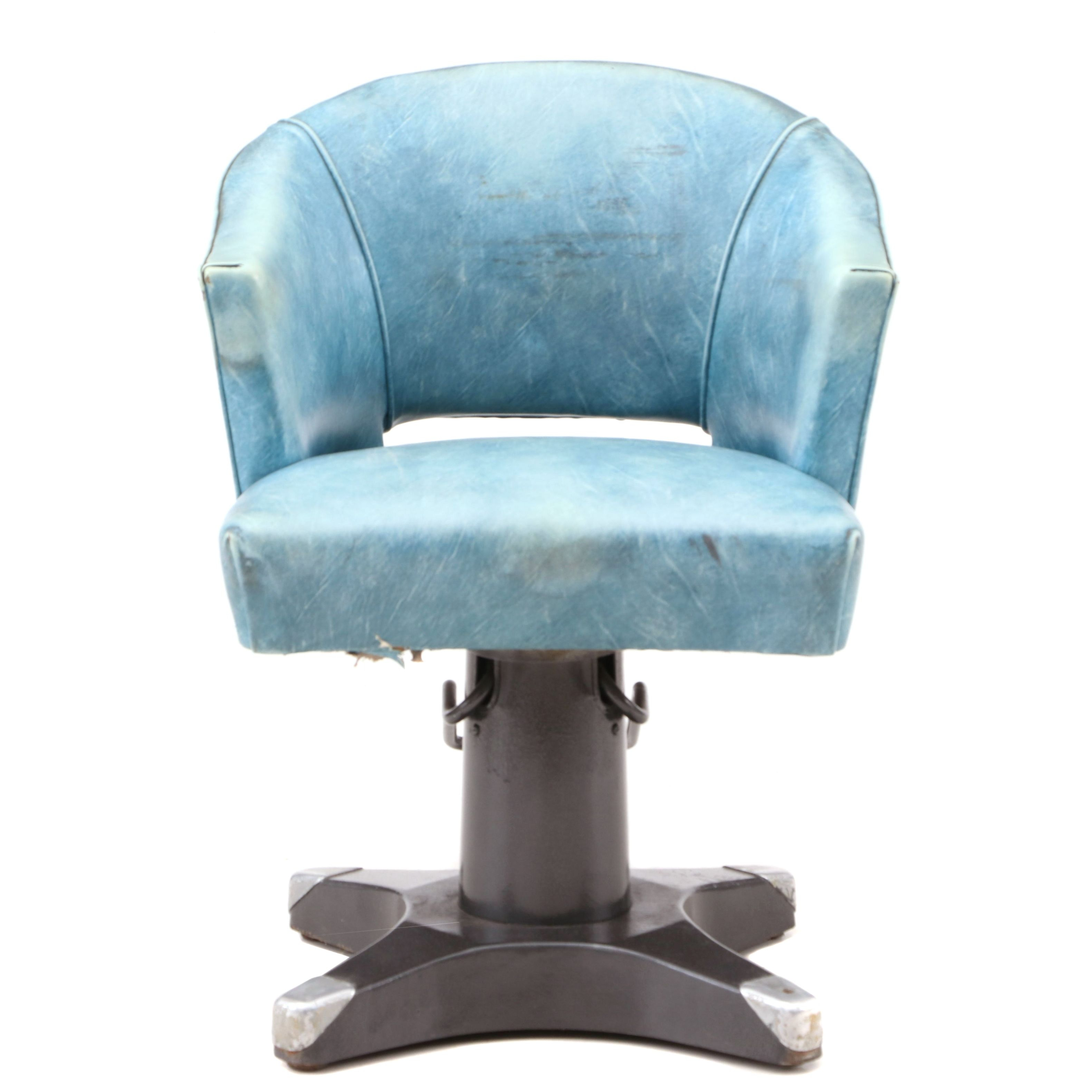 Barber's Chair, Mid-20th Century