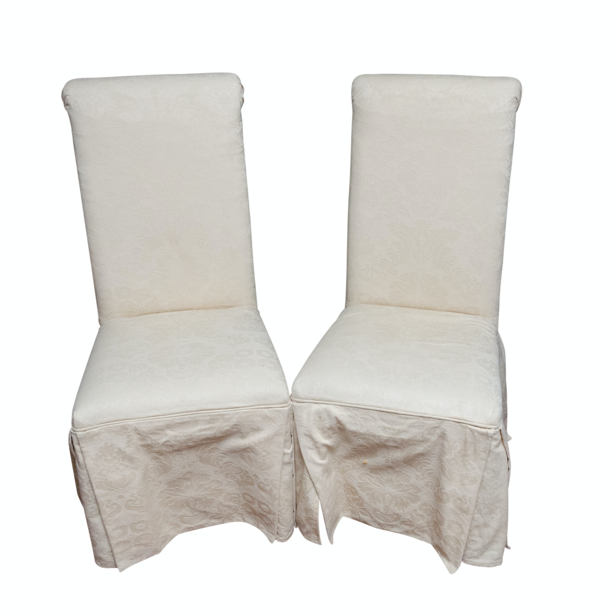 Contemporary Parsons Dining Chairs