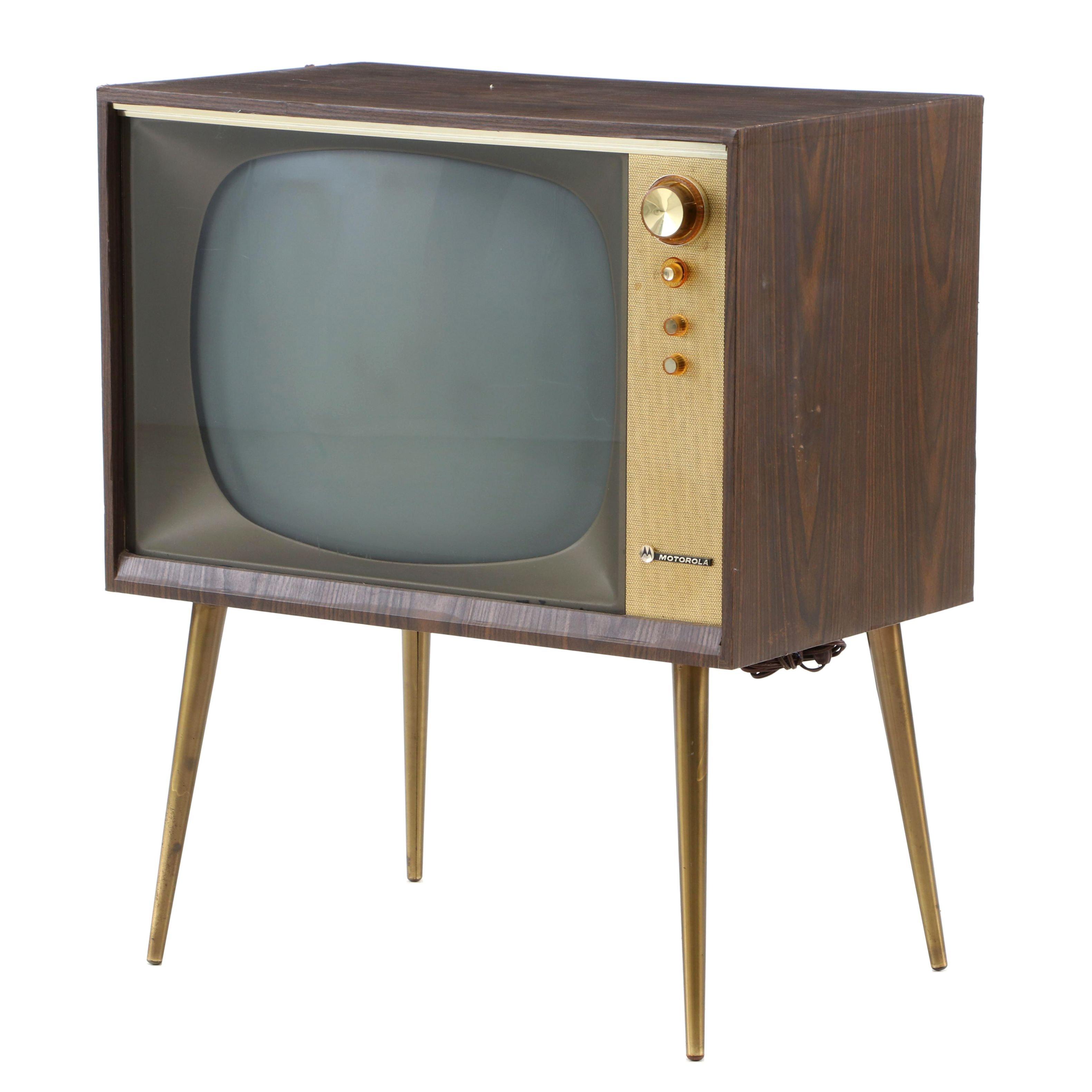 Mid-Century Magnavox Television