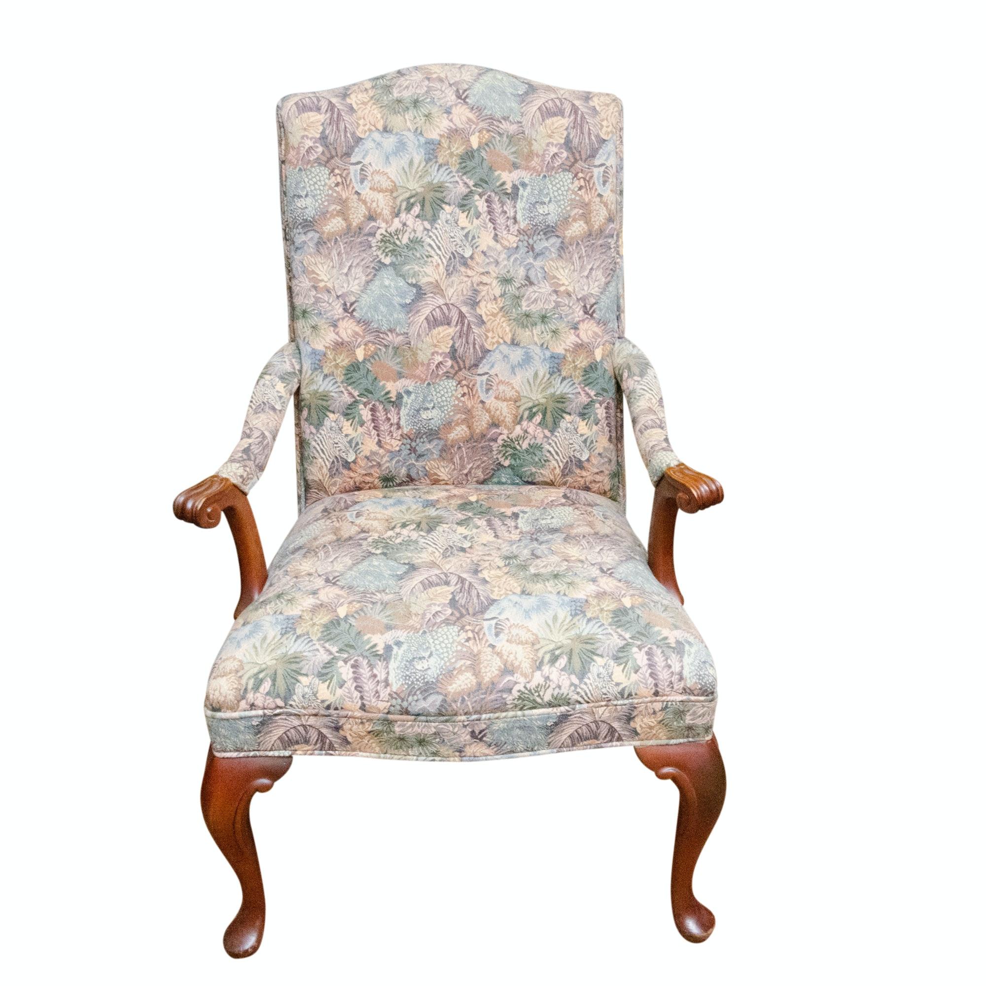 Bernhardt Upholstered Armchair