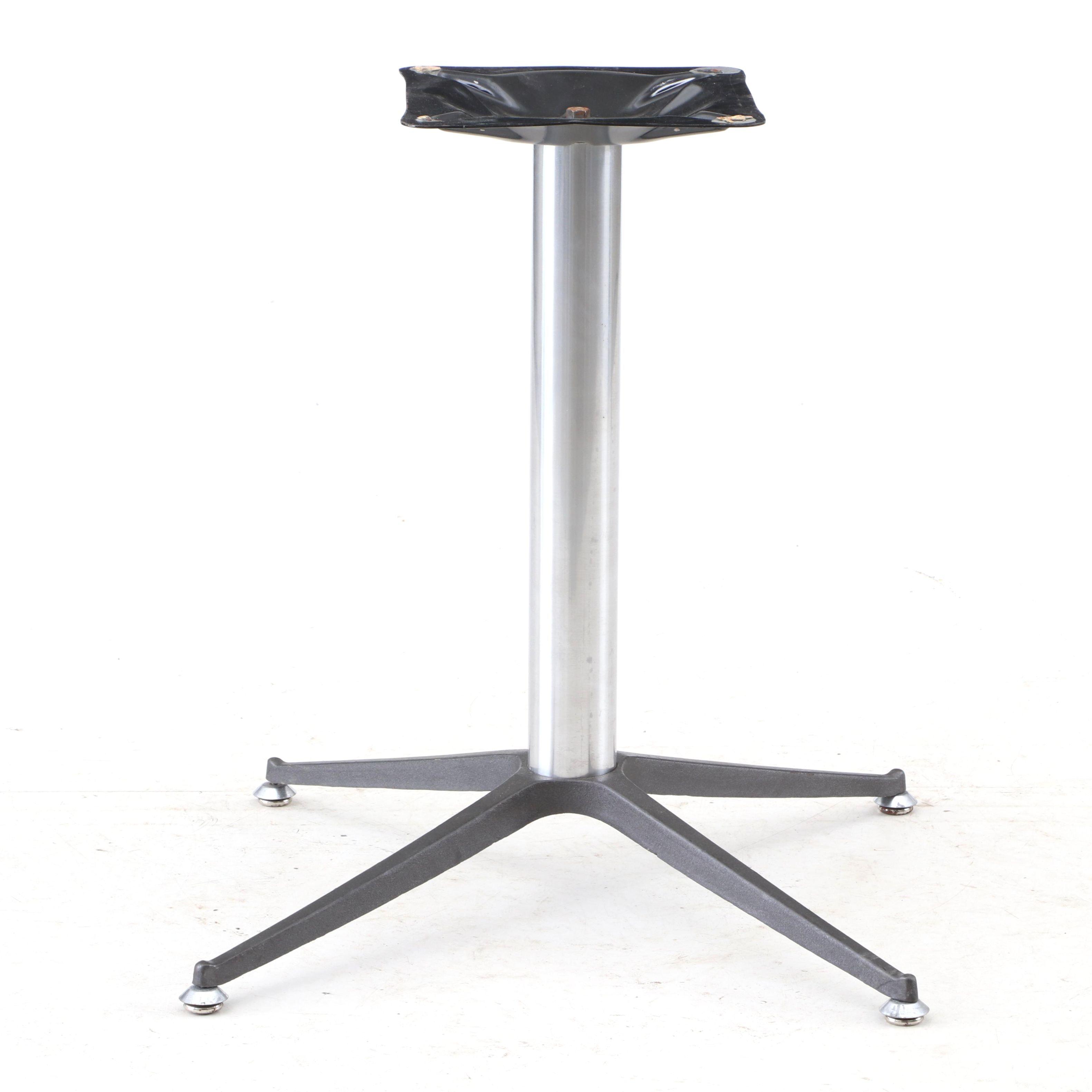 Splayed Leg Table Base