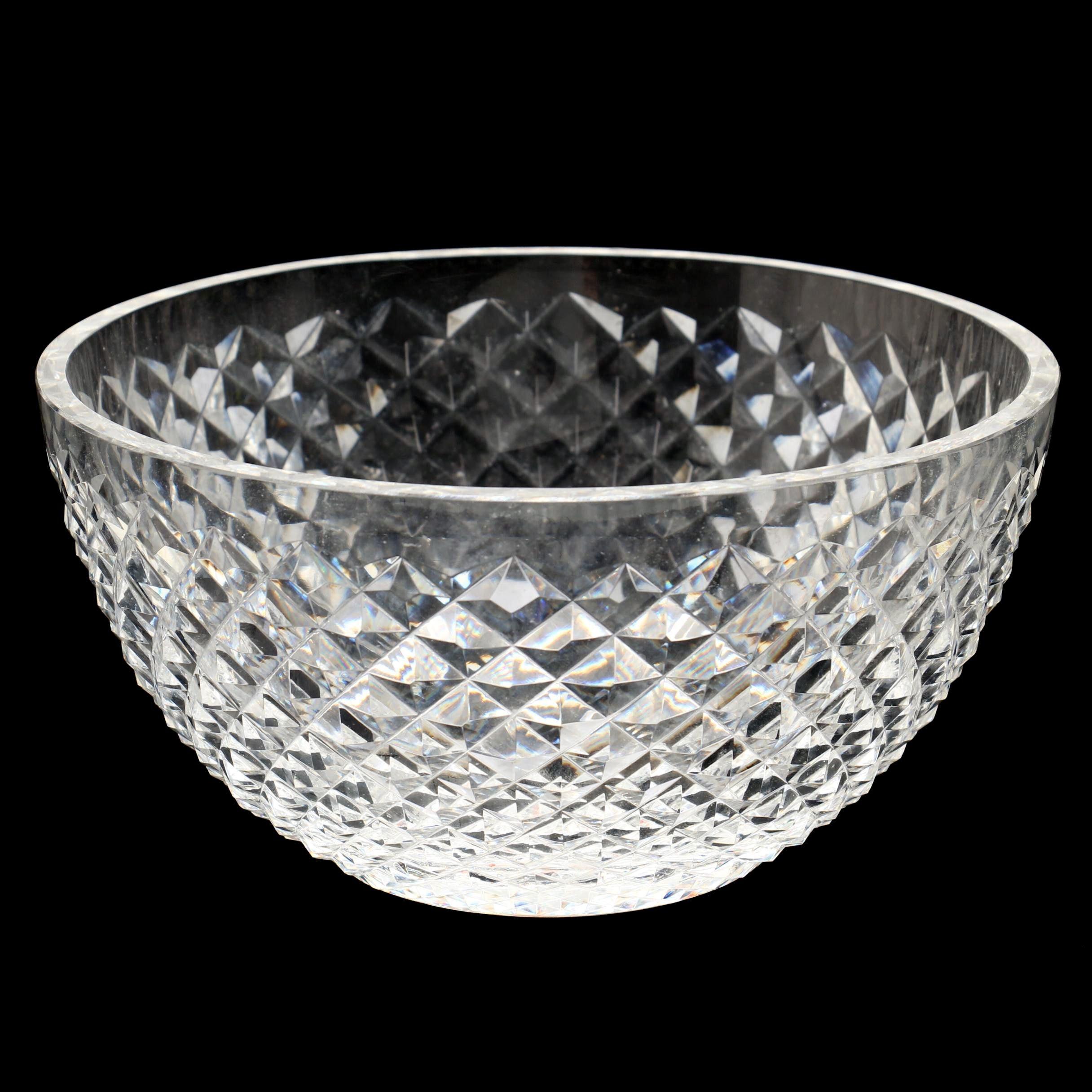 "Waterford Crystal ""Alana""Bowl"