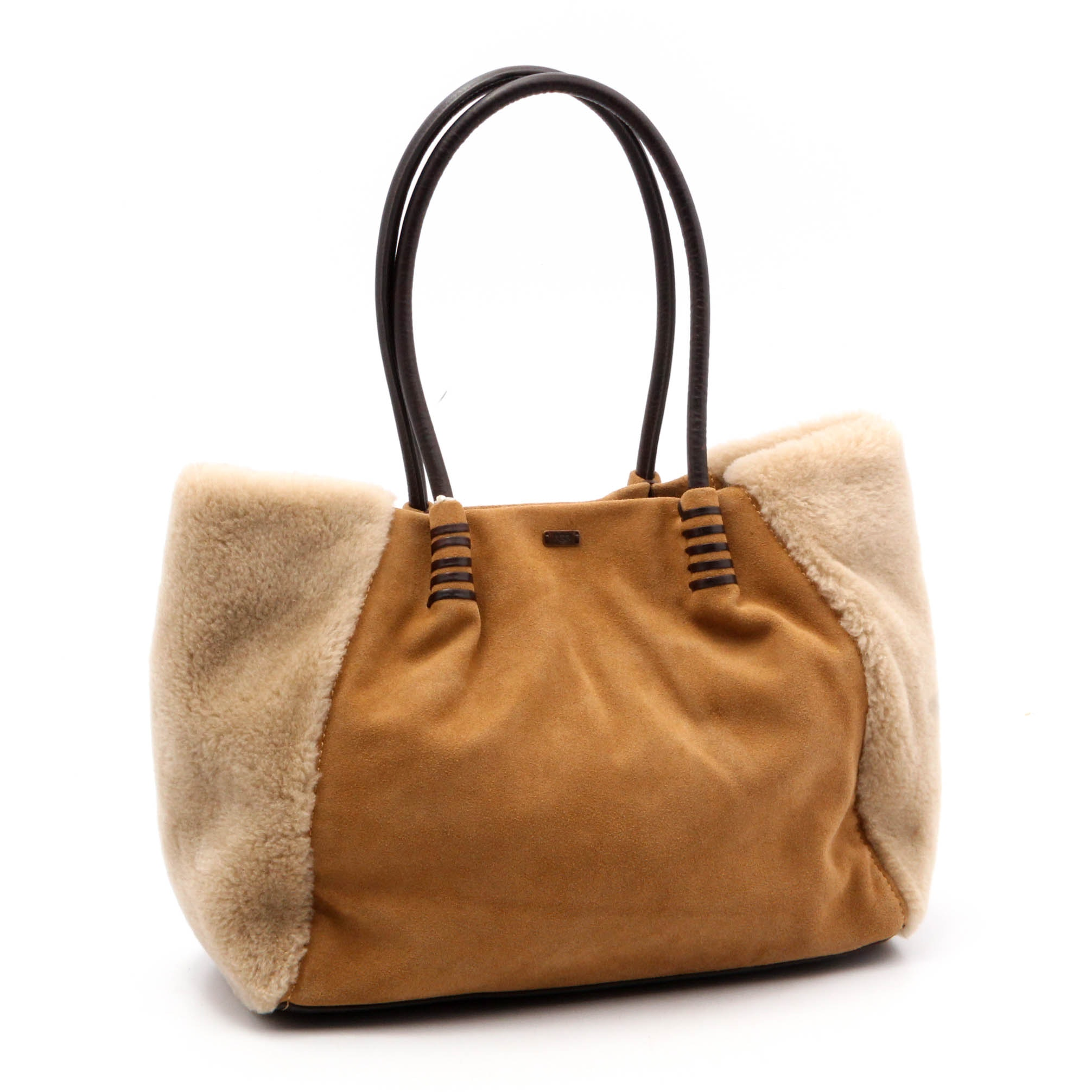 UGG Australia Heritage Shearling Tote