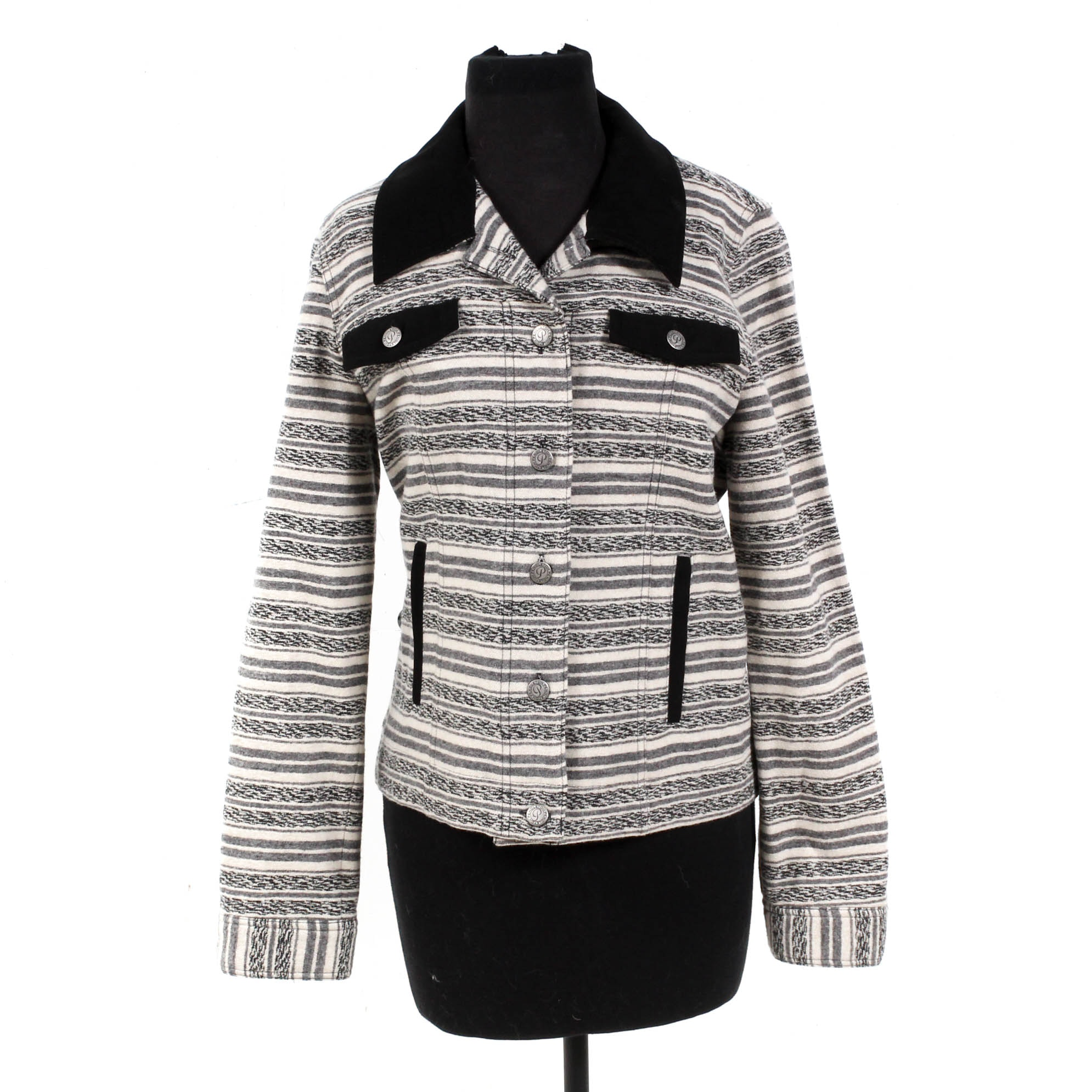 Women's Country Clothes by Pendleton Wool Jacket