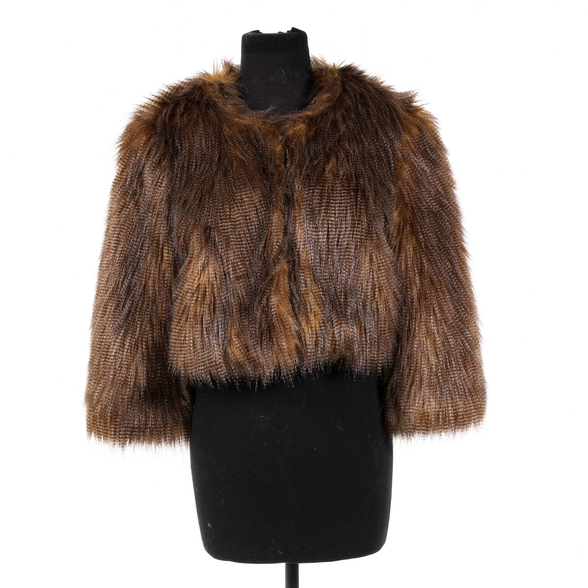 Women's INC Faux Fur Jacket