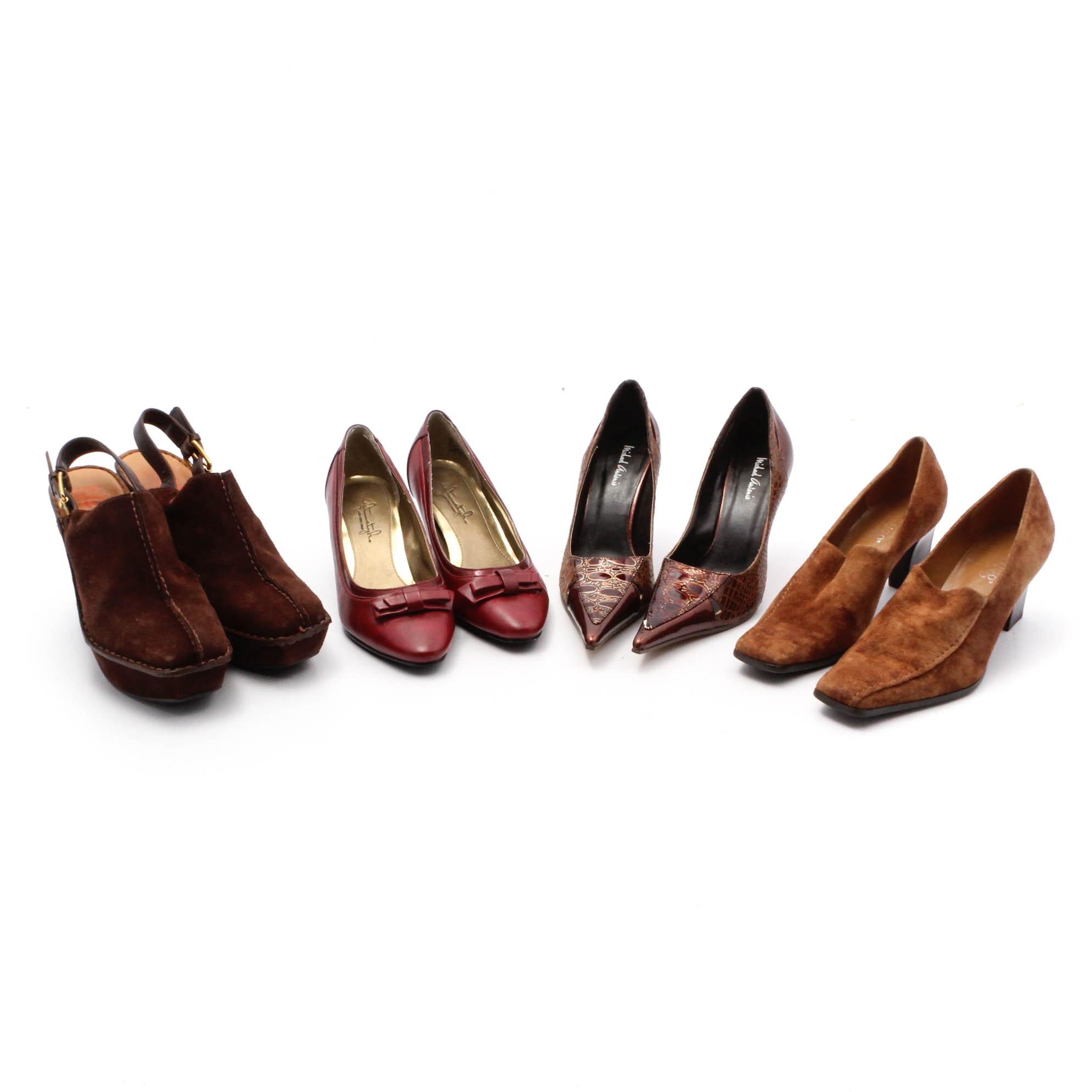 Women's Heeled Shoes including KORS Michael Kors, Franco Sarto