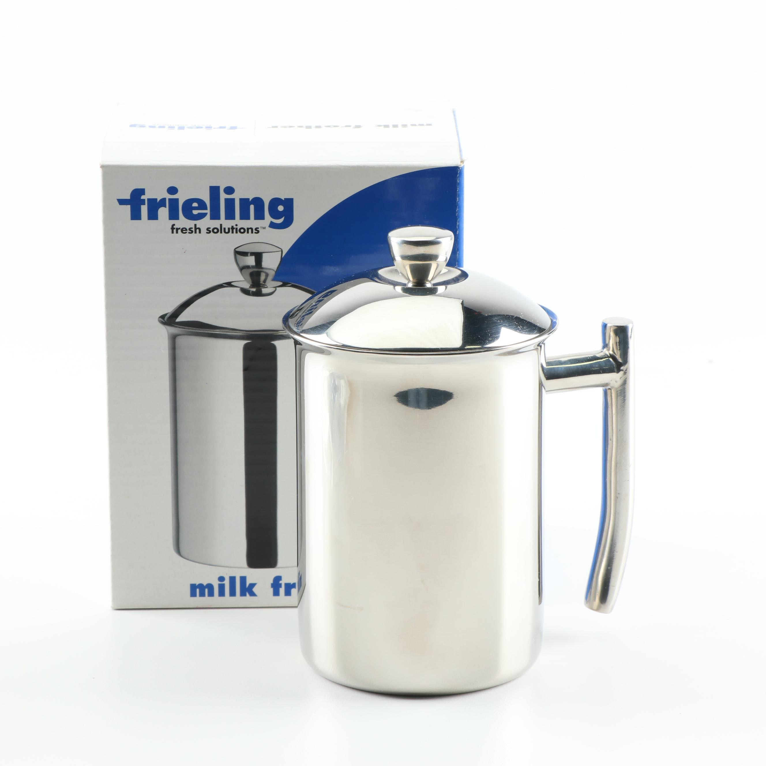 Frieling Stainless Steel Milk Frother