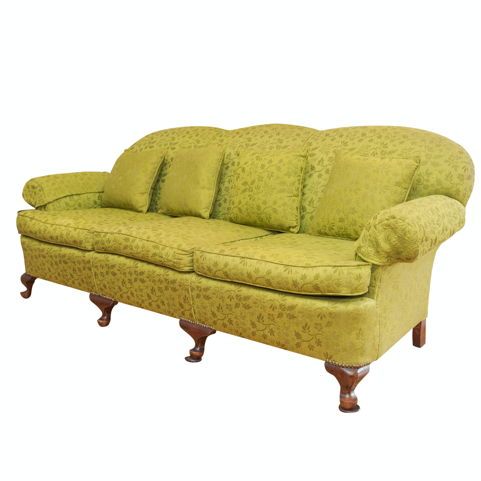 Upholstered Sofa, Late 20th Century