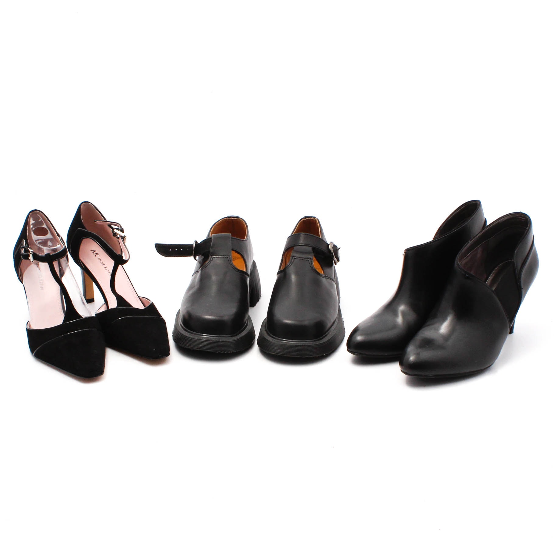Women's Anne Klein, Doc Martens, and Adrienne Vittadini Shoes