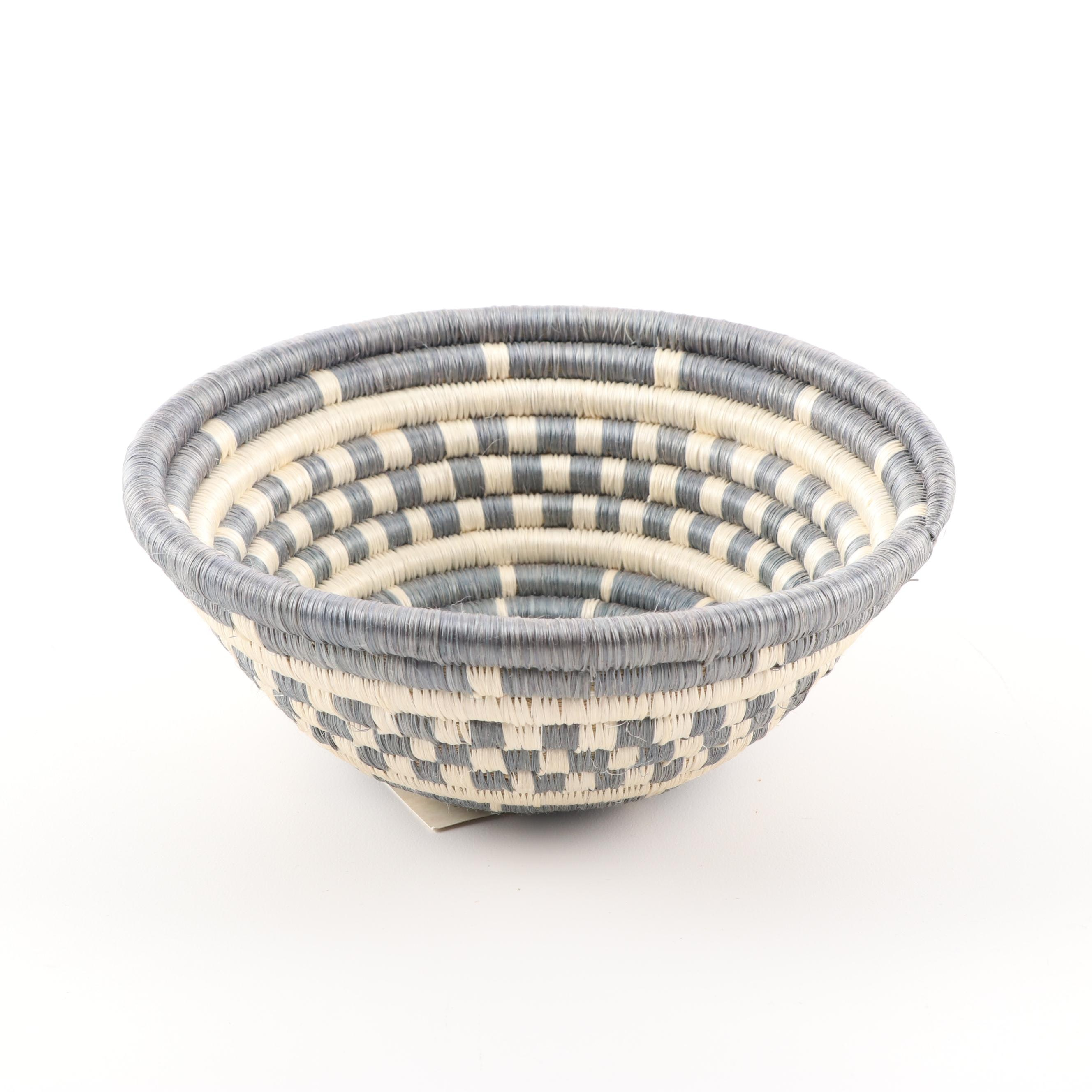 All Across Africa Handcrafted Basket