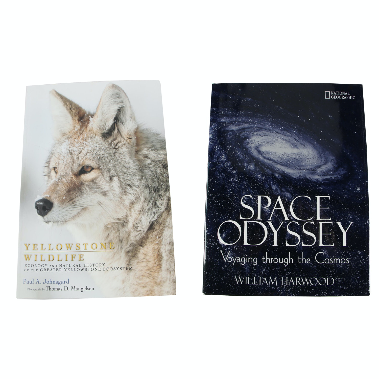 "Astronomy and Wildlife Books featuring ""Space Odyssey"" by William Harwood"