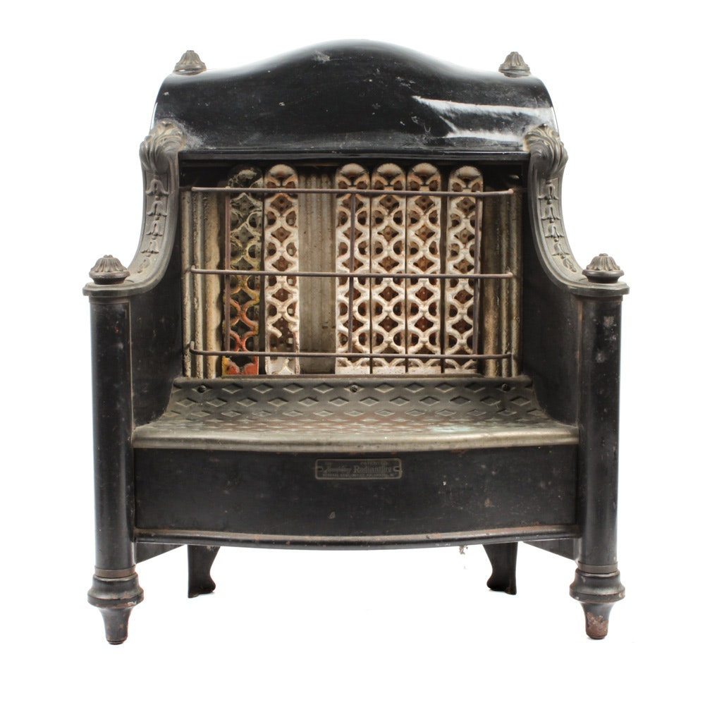 """The Humphrey Radiantfire"" Gas Fireplace Burner"