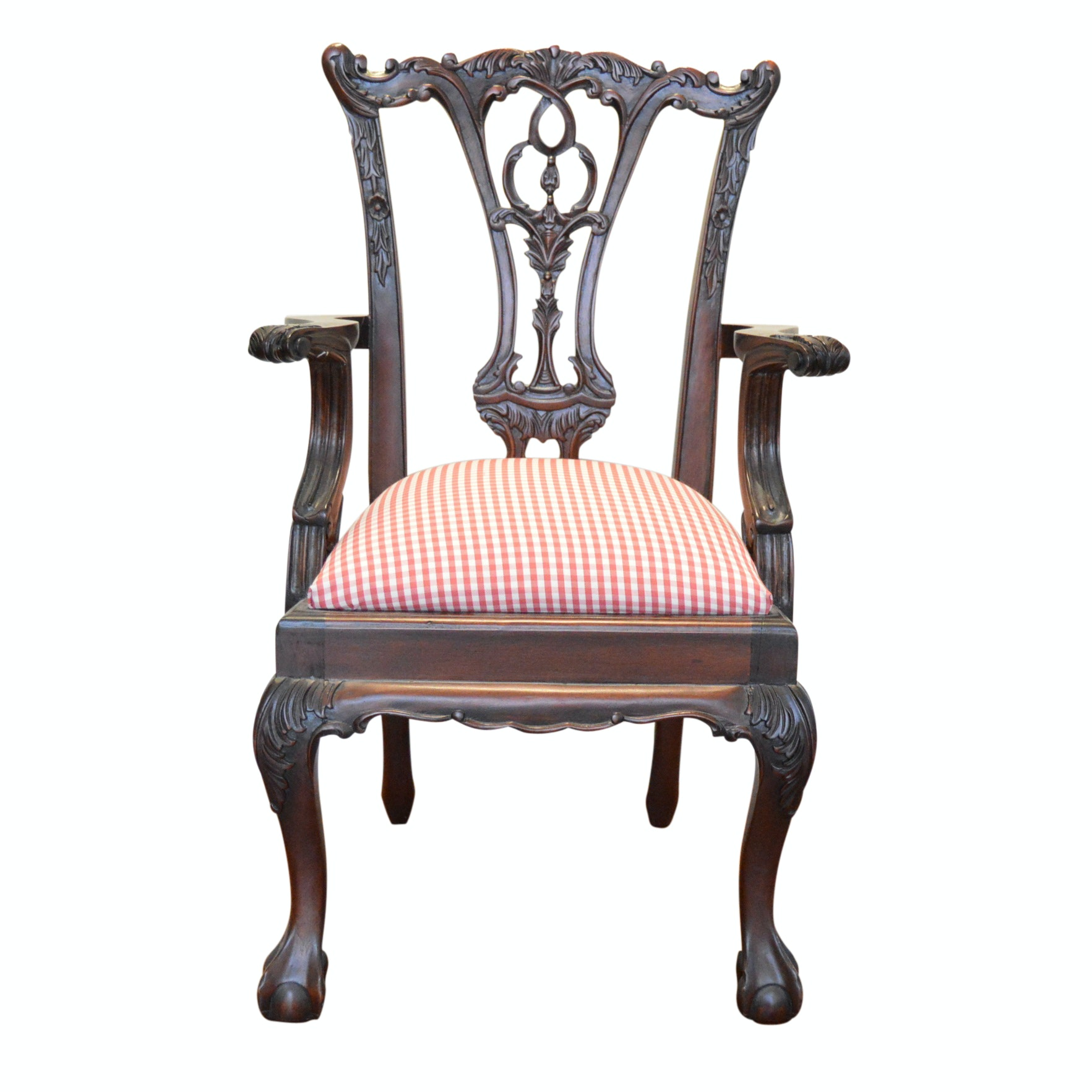 Diminutive Chippendale Style Chair