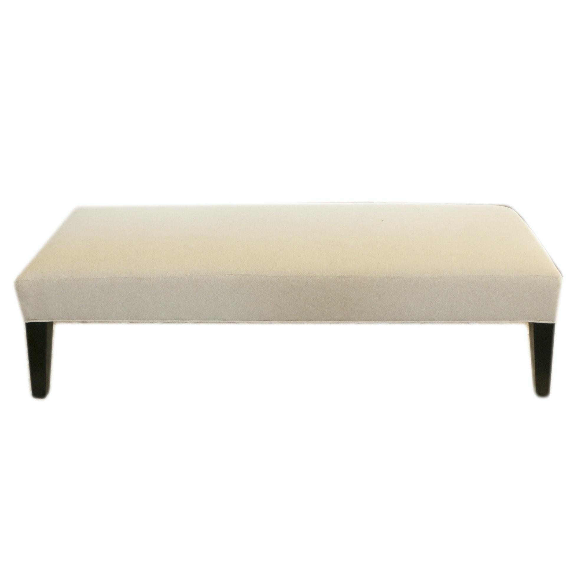 Upholstered Bed Bench, 21st Century