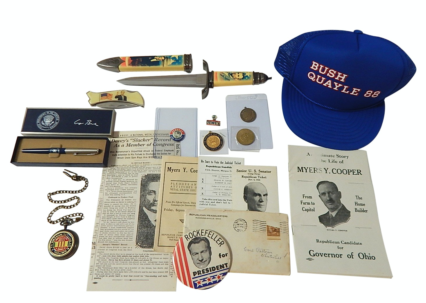 Political and Military Memorabilia