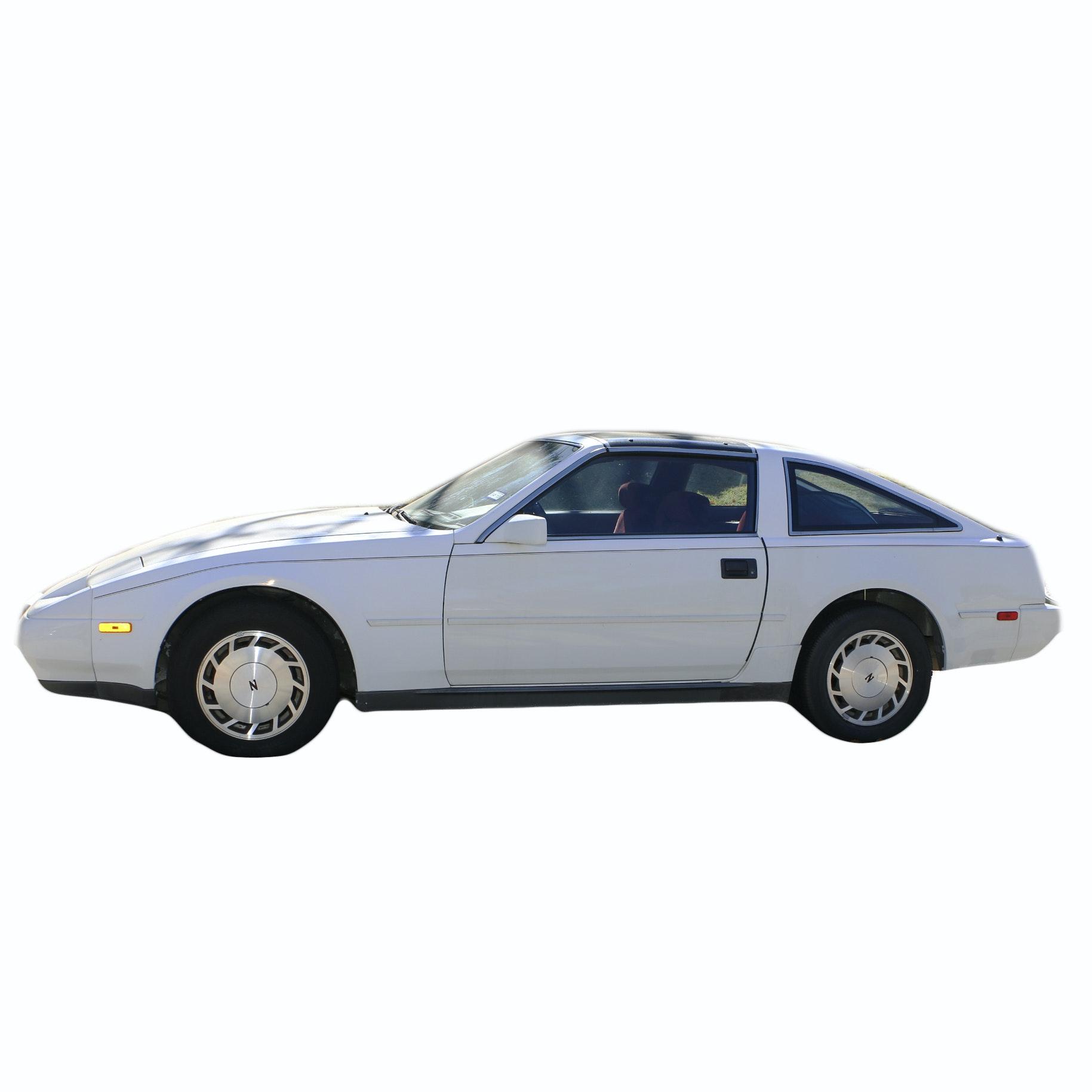 1987 Nissan 300ZX 2-Door Hatchback