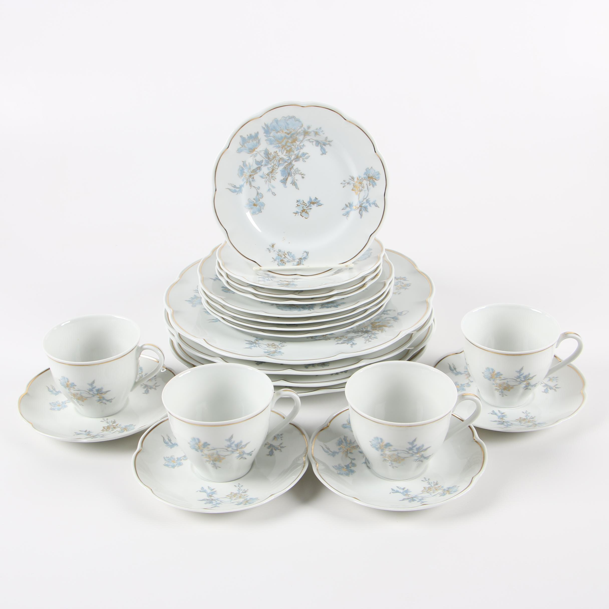 "Haviland ""Auclair"" Porcelain Dinnerware, 1967-76"