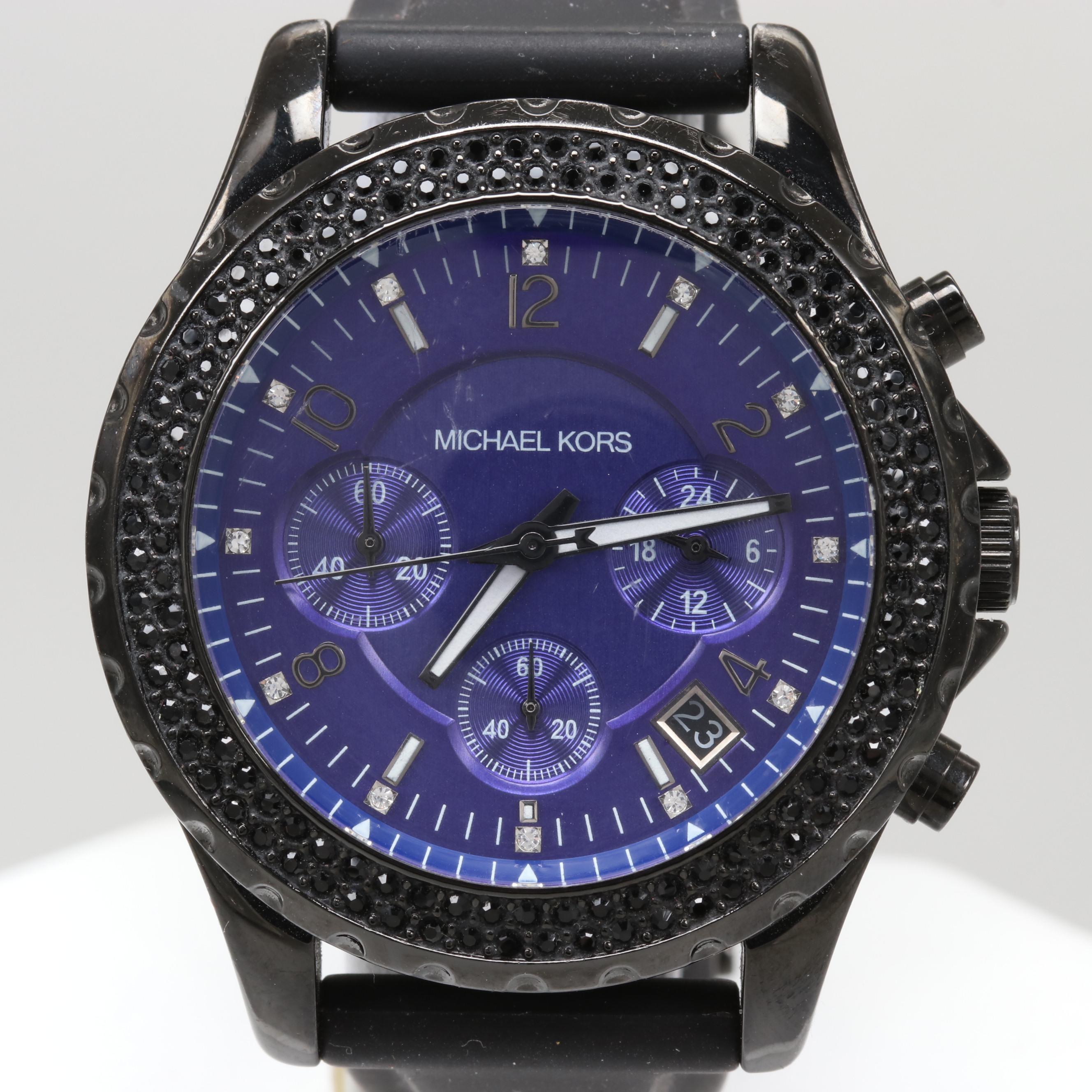 Michael Kors Quartz Chronograph Wristwatch