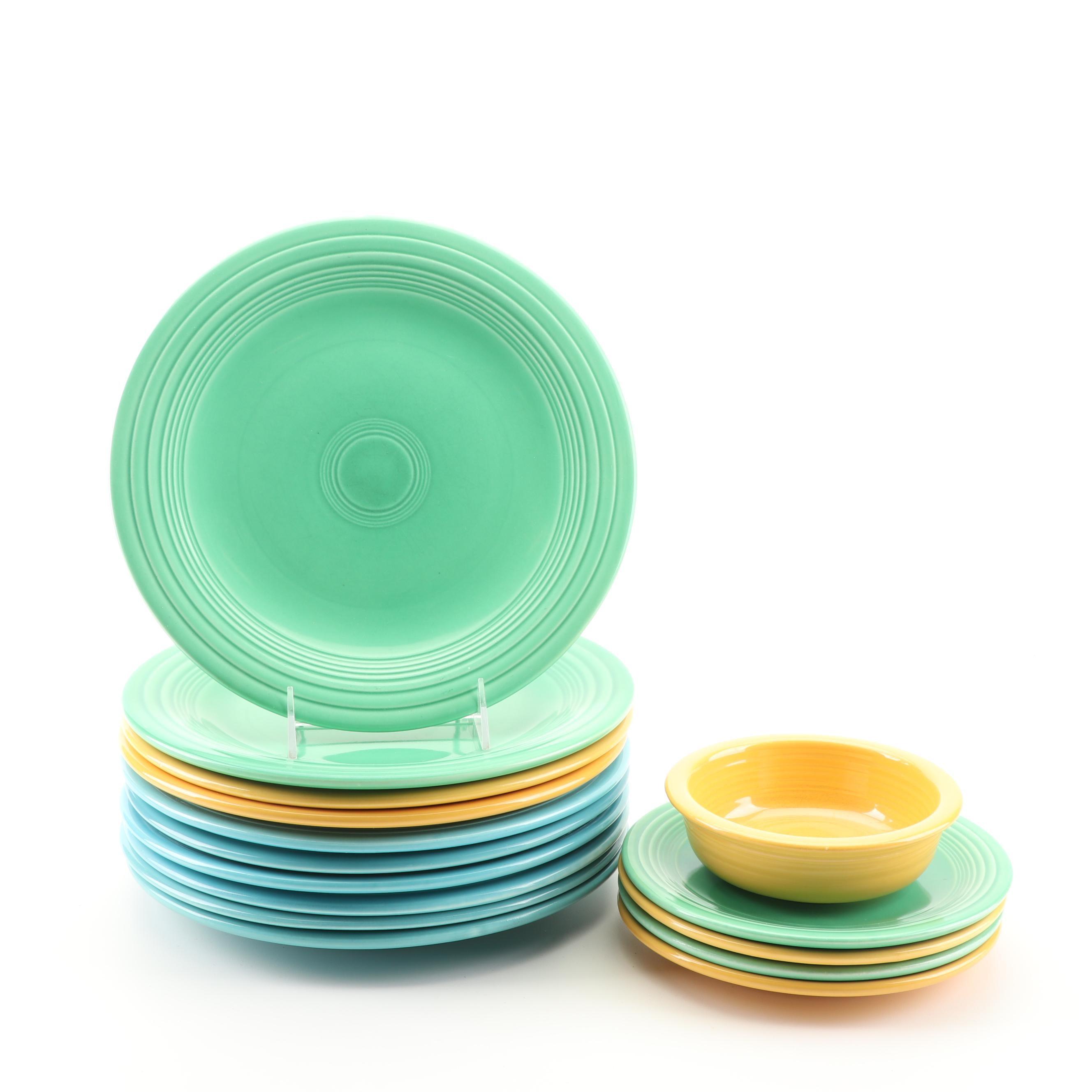 """Homer Laughlin """"Fiesta"""" Ceramic Tableware, 1936-69"""