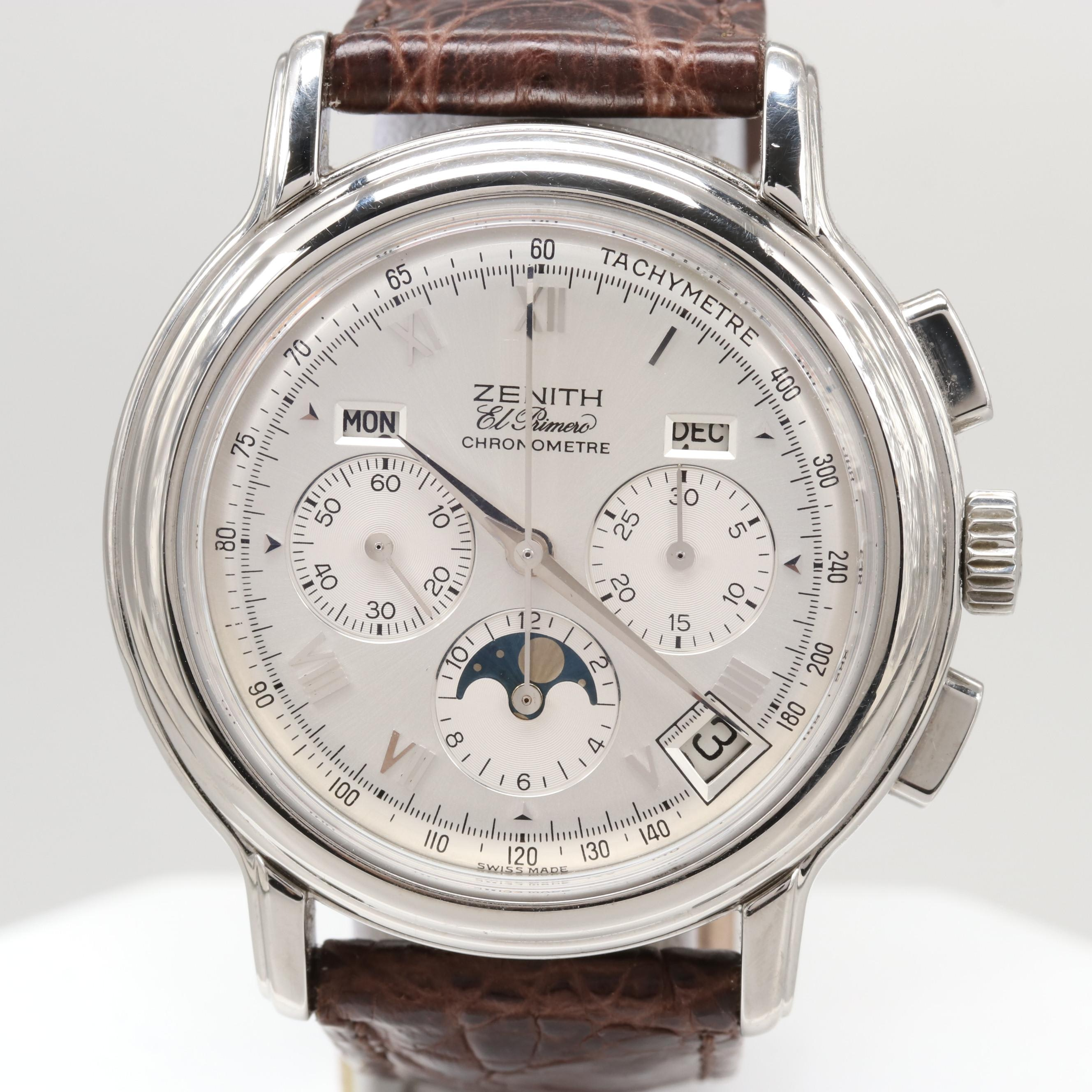 Zenith ChronoMaster Automatic Wristwatch, 2002
