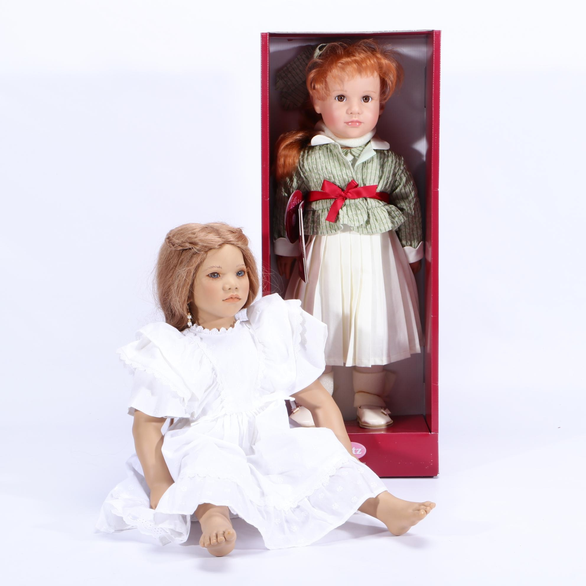 Limited Edition, Hand Crafted Dolls