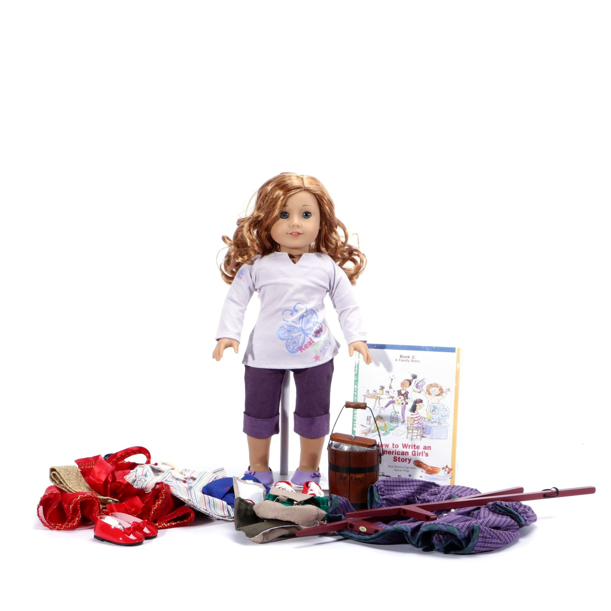 """""""Just Like You"""" American Girl Doll and Accessories"""